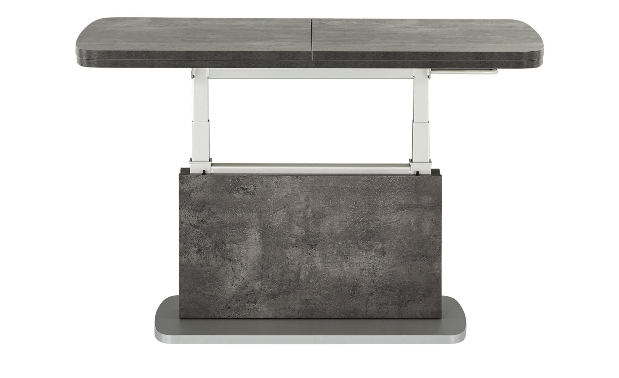 Couchtisch  Kingston ¦ Maße (cm): B: 63 H: 53 T: 63 Tische > Couchtische > Couchtische höhenverstellbar - Höffner