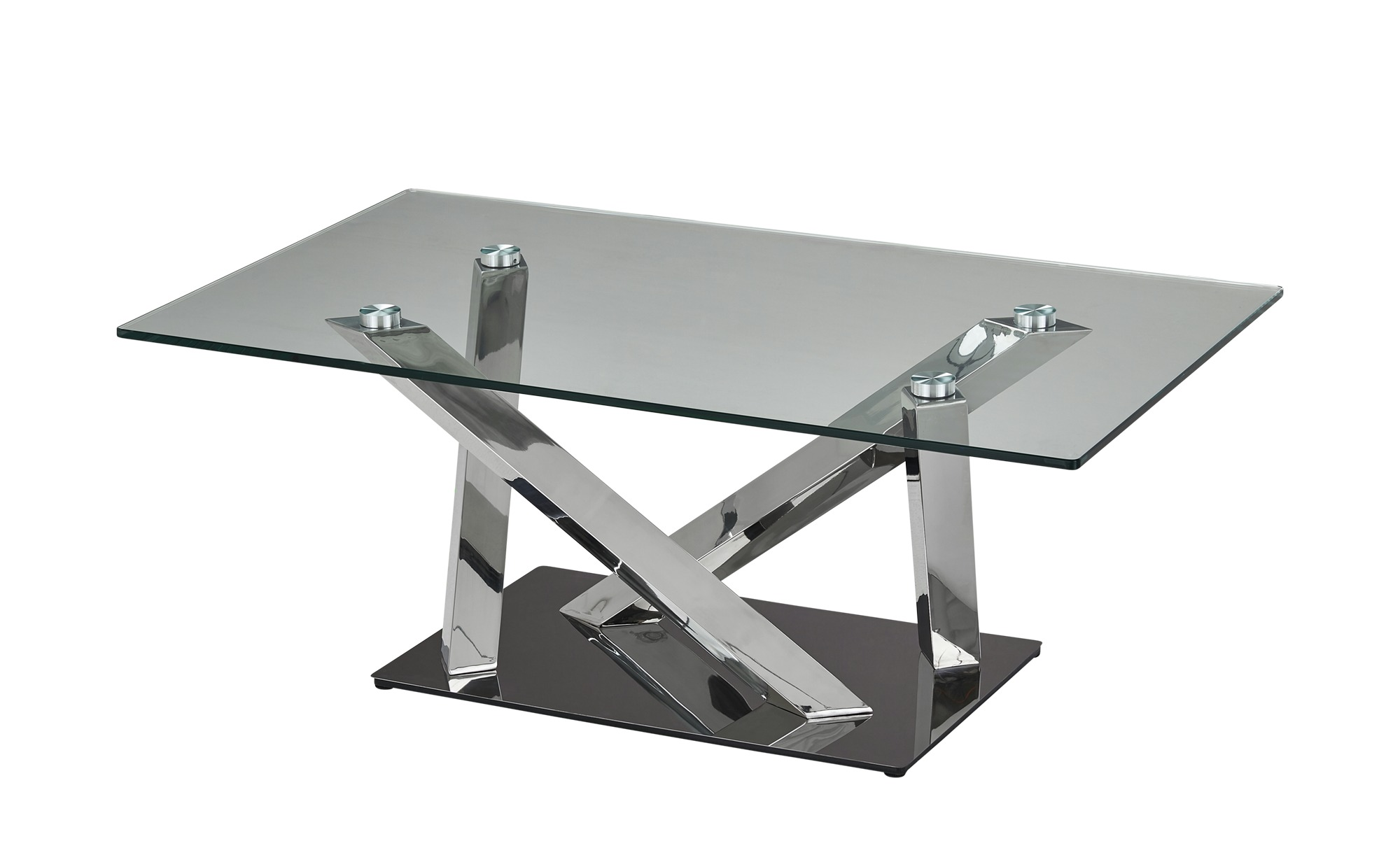 Couchtisch  Micado ¦ Maße (cm): B: 70 H: 50 T: 70 Tische > Couchtische > Couchtische rechteckig - Höffner