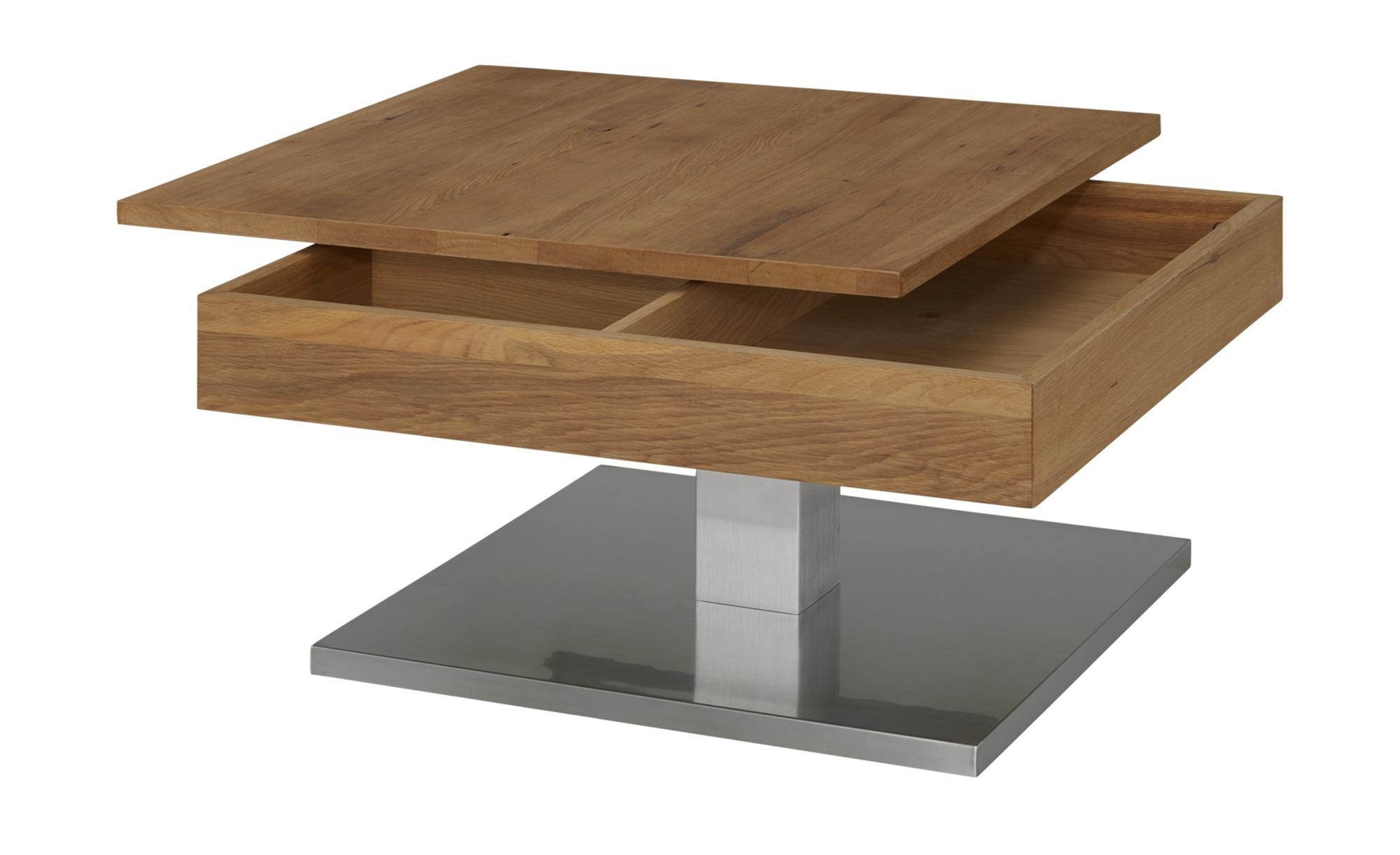 Couchtisch  Liberia ¦ Maße (cm): B: 75 H: 38 T: 75 Tische > Couchtische > Couchtische rechteckig - Höffner