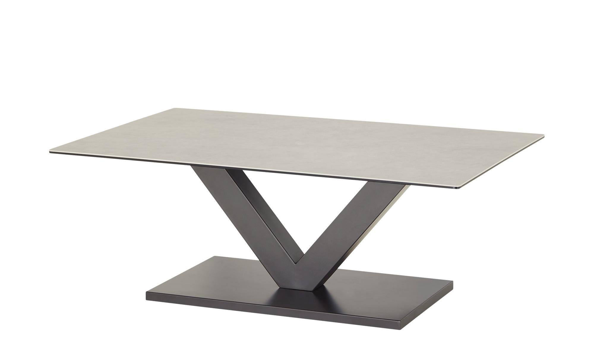Couchtisch  Delia ¦ schwarz ¦ Maße (cm): B: 70 H: 42,5 Tische > Couchtische > Couchtische rechteckig - Höffner