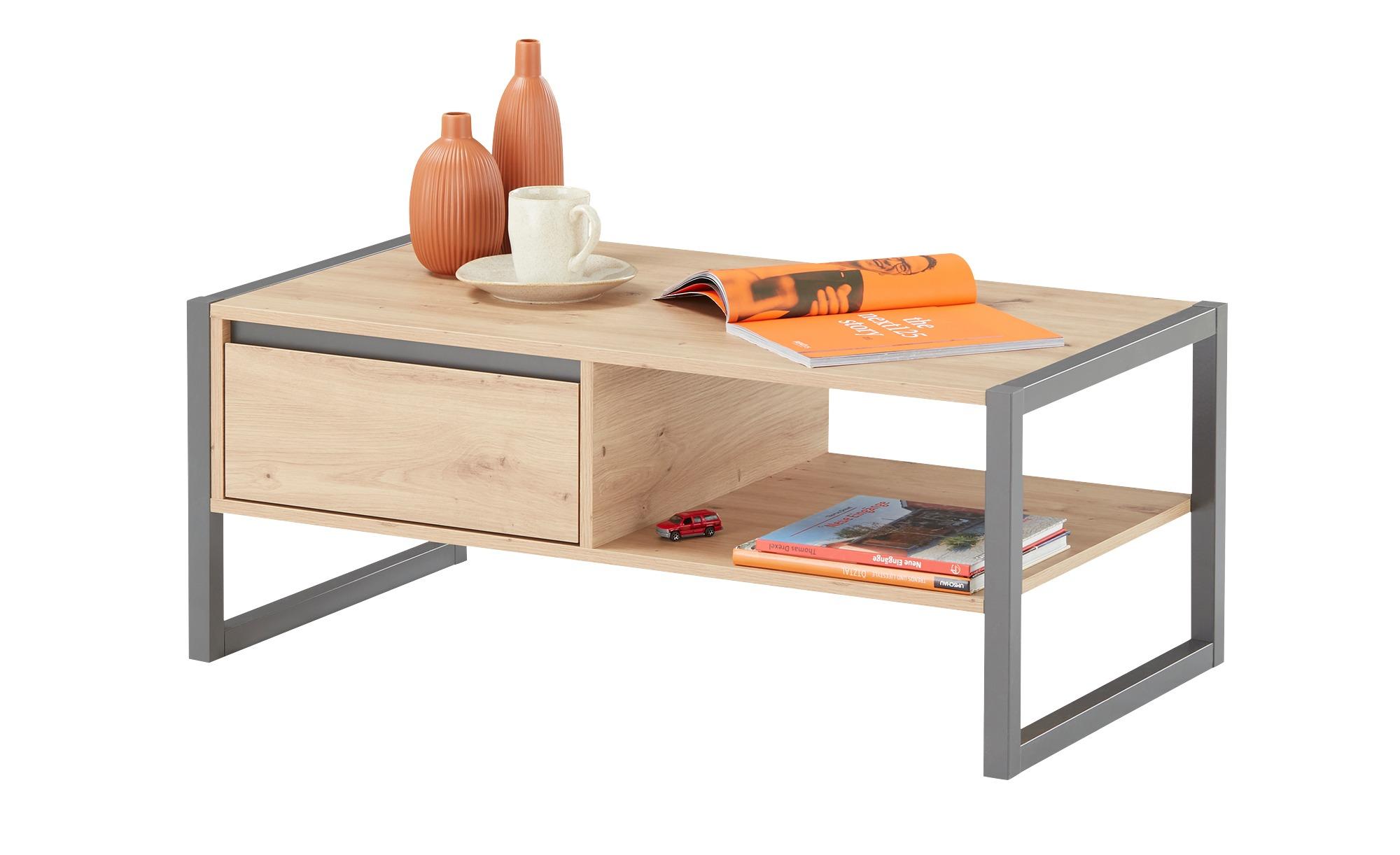 Couchtisch  Fiano ¦ holzfarben ¦ Maße (cm): B: 55 H: 40 Tische > Couchtische > Couchtische rechteckig - Höffner