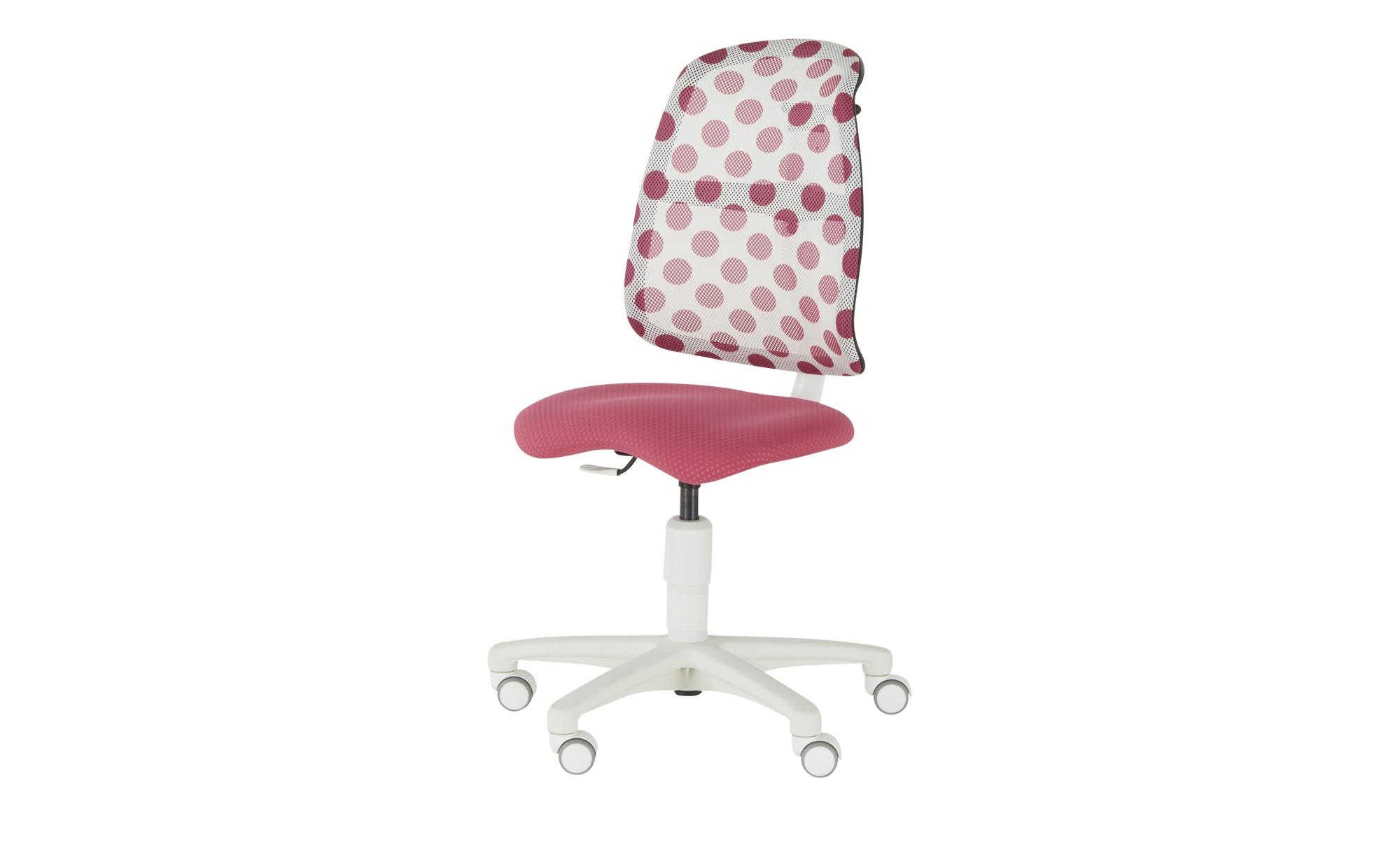 PAIDI Kinder- und Jugenddrehstuhl  Sino ¦ rosa/pink Stühle > Bürostühle > Drehstühle - Höffner | Kinderzimmer > Kinderzimmerstühle | Möbel Höffner DE