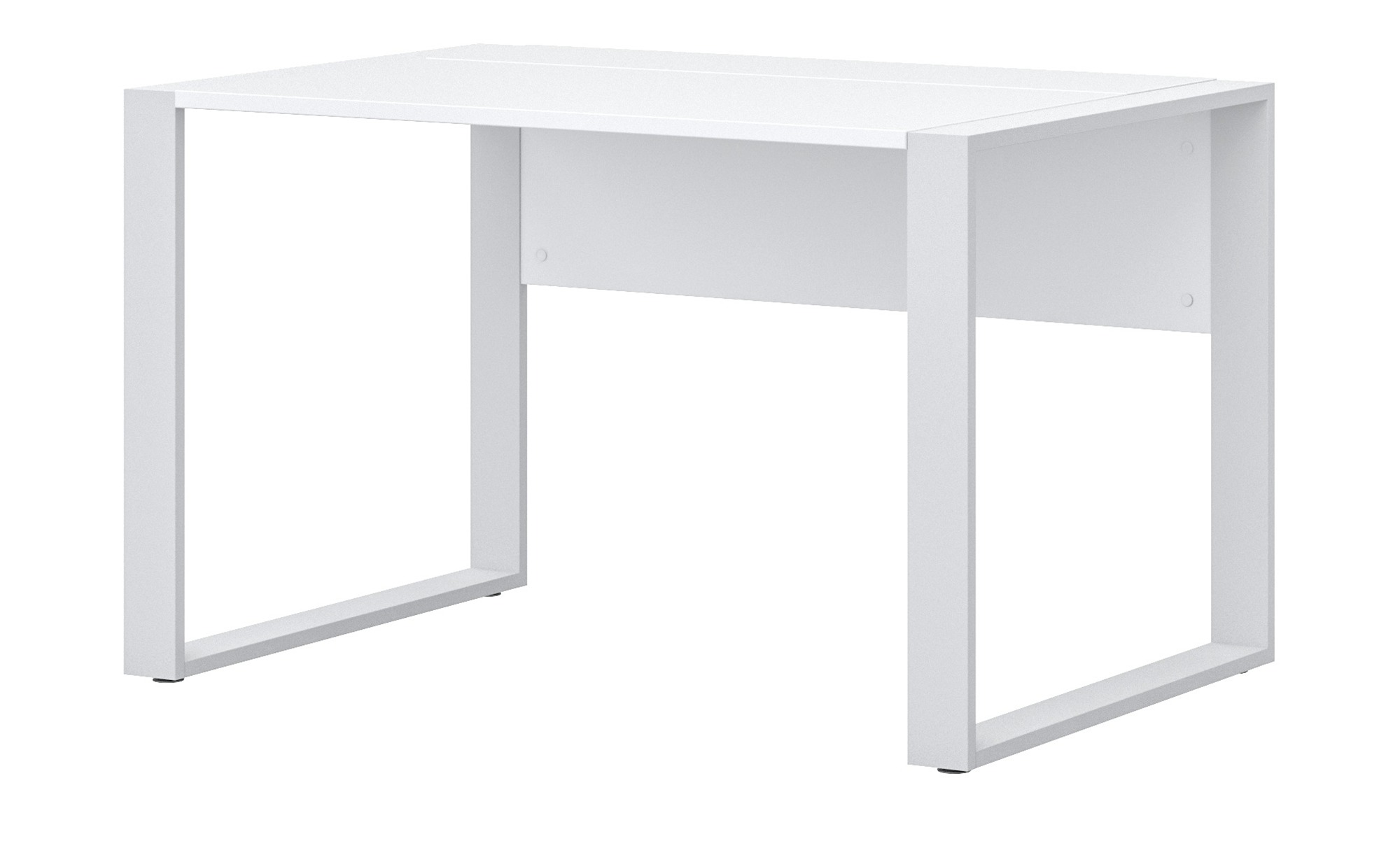 Schreibtisch  Donez ¦ weiß ¦ Maße (cm): B: 120 H: 74 T: 80 Tische > Schreibtische - Höffner | Büro > Bürotische > Schreibtische | Weiß | Möbel Höffner DE
