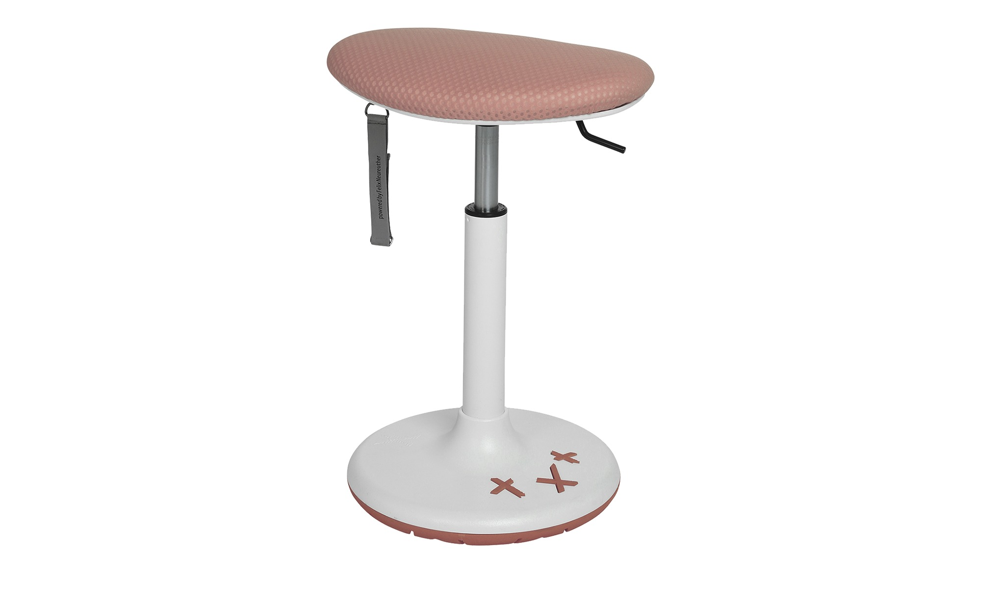 Sitness X Kinder-Drehhocker  Sitness X Stool 20 ¦ rosa/pink Stühle > Bürost günstig online kaufen
