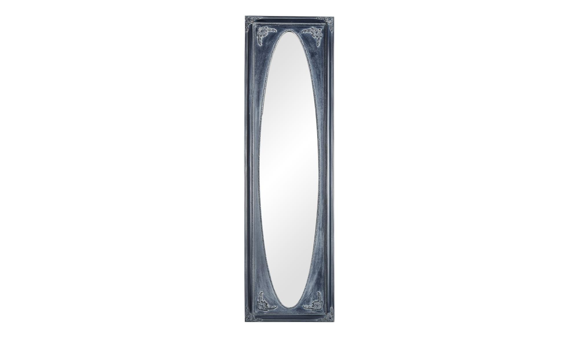 Standspiegel  Volpino ¦ grau ¦ Maße (cm): B: 46 H: 166 T: 3 Dekoration > Spiegel - Höffner | Flur & Diele > Spiegel > Standspiegel | Möbel Höffner DE