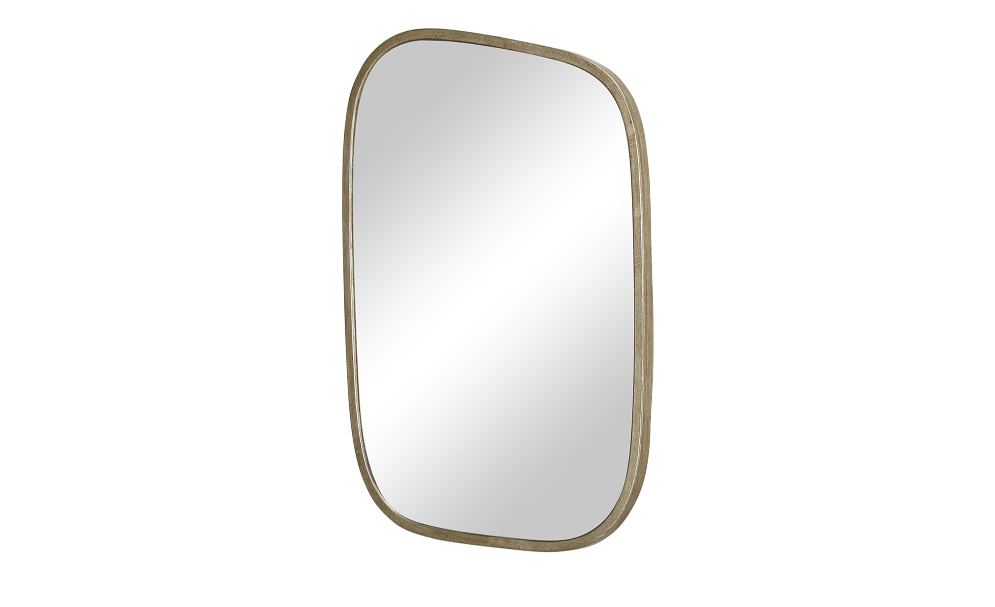 Wandspiegel  Sarnico ¦ silber ¦ Maße (cm): B: 31 H: 46 T: 1,8 Dekoration > Spiegel - Höffner | Flur & Diele > Spiegel | Silber | Holzwerkstoff | Möbel Höffner DE