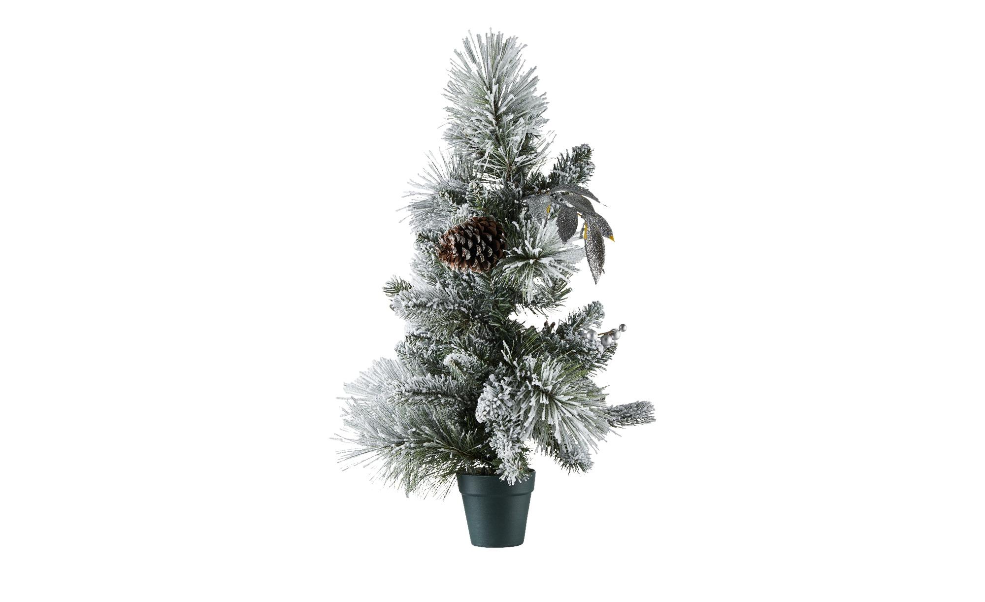 Beleuchteter Miniweihnachtsbaum