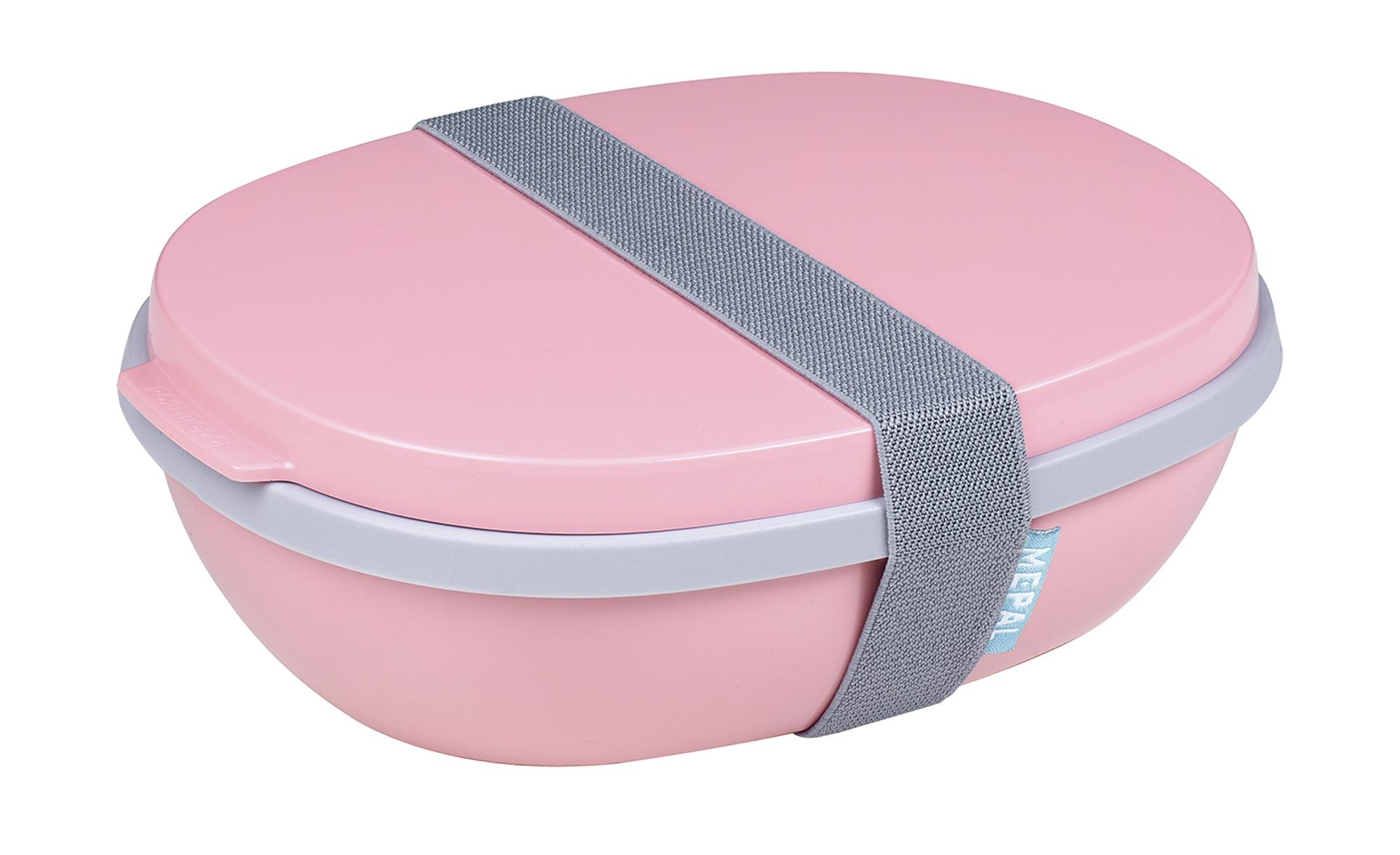 Mepal Lunchbox Duo To Go Ellipse Rosa Pink Kunststoff Masse Cm B 17 5 H 7 5 Kuchenzubehor Helfer Vorratsbehalter Hoffner Moebel Suchmaschine Ladendirekt De