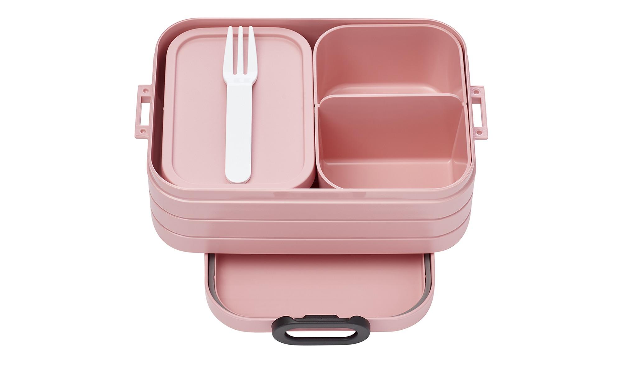 Mepal Bento Lunchbox To Go 0 9l Take A Break Midi Rosa Pink Kunststoff Masse Cm B 12 H 6 5 Kuchenzubehor Helfer Vorratsbehalter Hoffner Moebel Suchmaschine Ladendirekt De