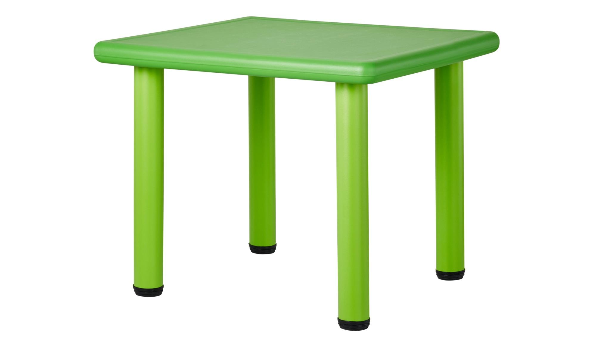 Kindertisch  Kindertisch Grün ¦ grün ¦ Maße (cm): B: 62 H: 50 T: 62 Kindermöbel > Kindertische - Höffner   Kinderzimmer > Kindertische   Möbel Höffner DE