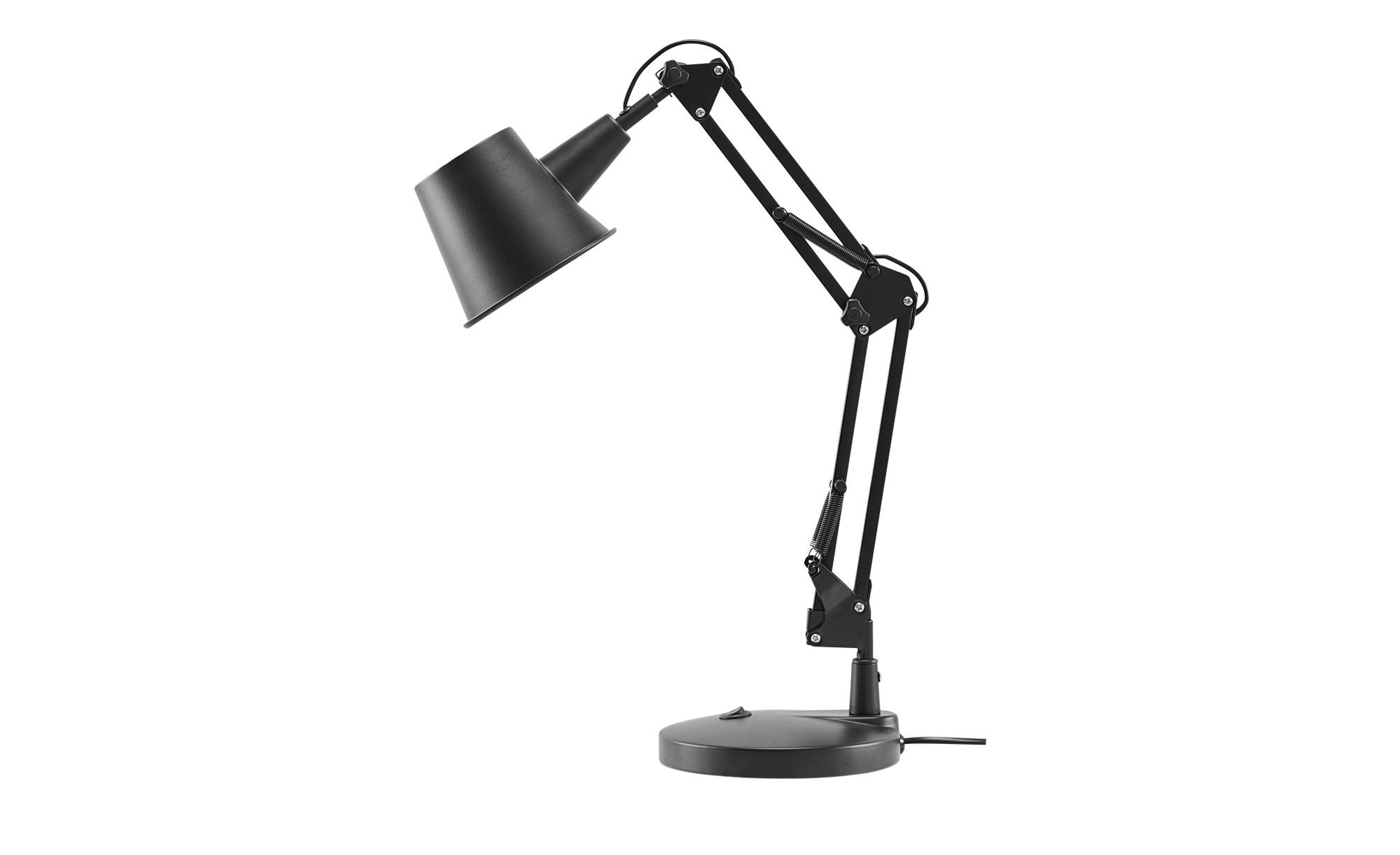 for friends Schreibtischleuchte ¦ schwarz ¦ Maße (cm): B: 12,5 H: 69 Lampen & Leuchten > Innenleuchten > Tischlampen - Höffner