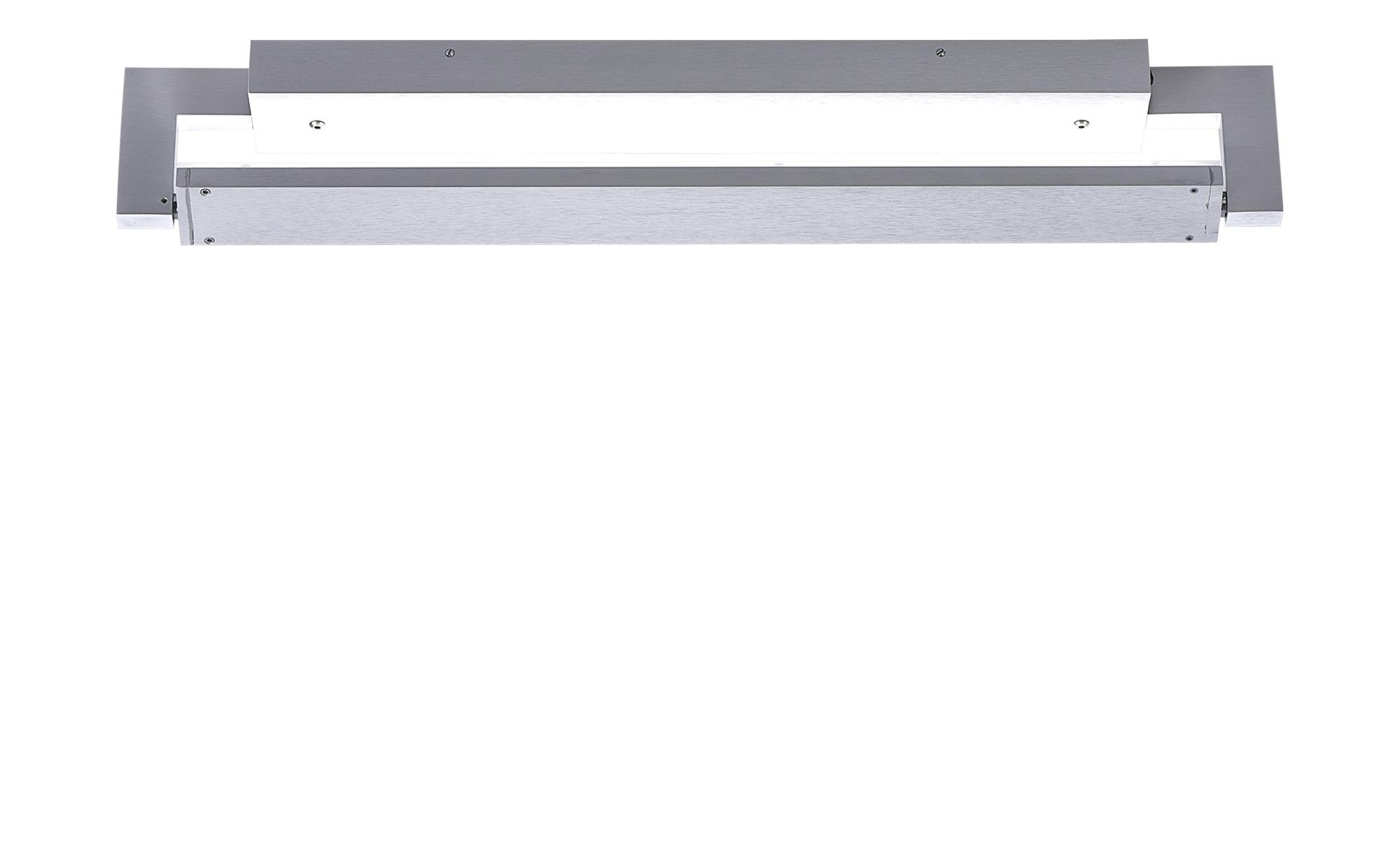 Q-Smart Home Lights Wandleuchte, alufarben ¦ silber ¦ Maße (cm): B: 6 H: 9,5 Lampen & Leuchten > Innenleuchten > Wandleuchten - Höffner