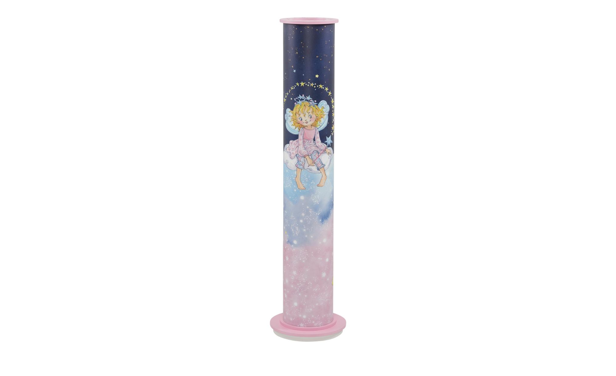 Stehleuchte, 1-flammig, `Lillifee` ¦ rosa/pink ¦ Maße (cm): H: 100 Ø: 20 Lampen & Leuchten > Innenleuchten > Kinderlampen - Höffner