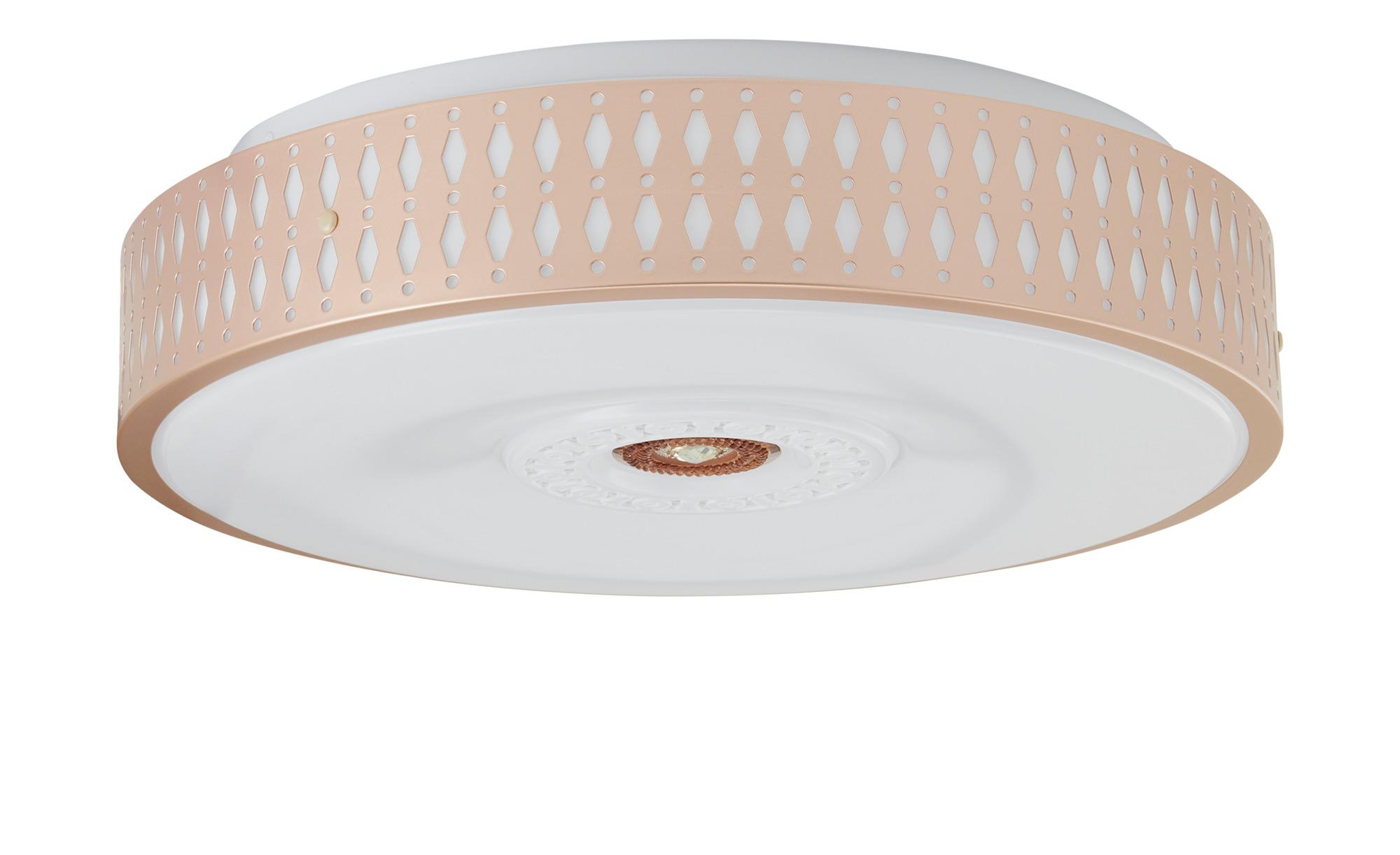 Fischer-Honsel LED-Deckenleuchte gold/ weiß ¦ goldØ: 40 Lampen & Leuchten > Innenleuchten > Deckenleuchten - Höffner