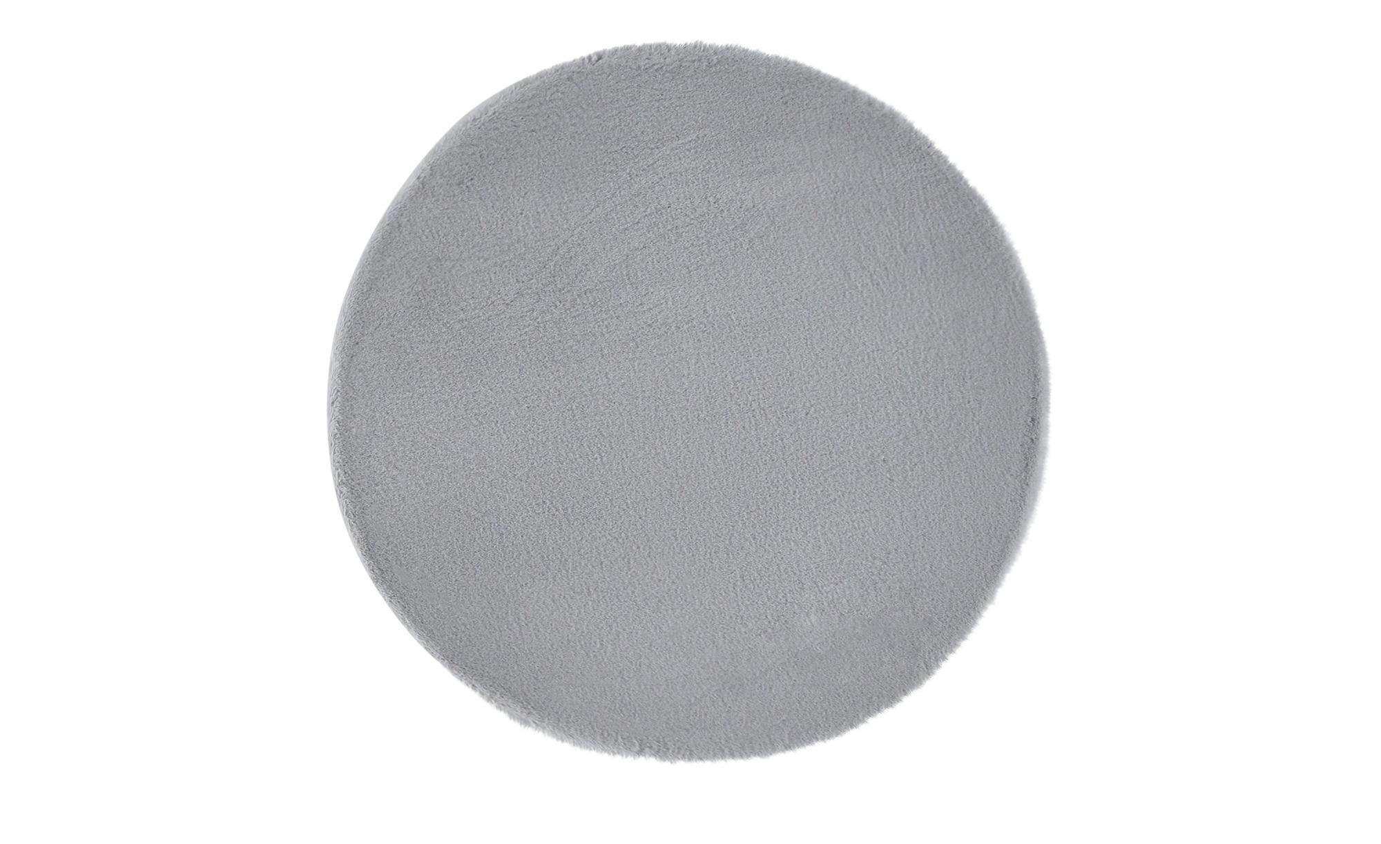 Tuft-Teppich  Plush ¦ grau ¦ 100% PolyesterØ: [120.0] Teppiche > Wohnteppiche - Höffner