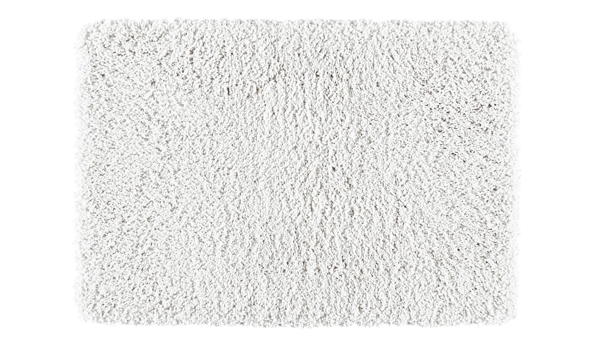 Kleine Wolke Badteppich  Trend ¦ weiß ¦ 100% Polyester ¦ Maße (cm): B: 70 Badtextilien und Zubehör > Badematten & Badvorleger - Höffner