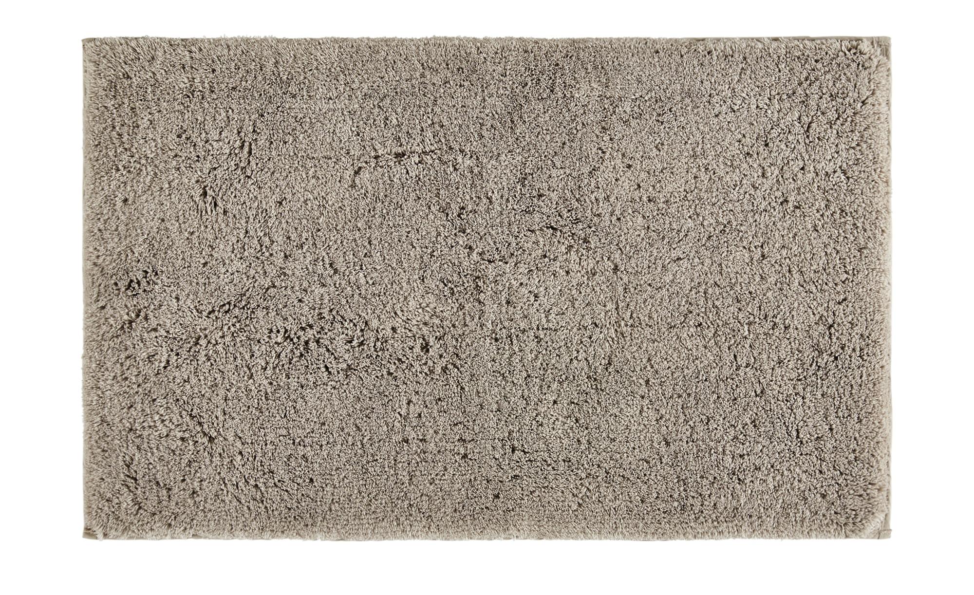 Badteppich  Wölkchen ¦ beige ¦ reine Baumwolle ¦ Maße (cm): B: 60 Badtextilien und Zubehör > Badematten & Badvorleger - Höffner
