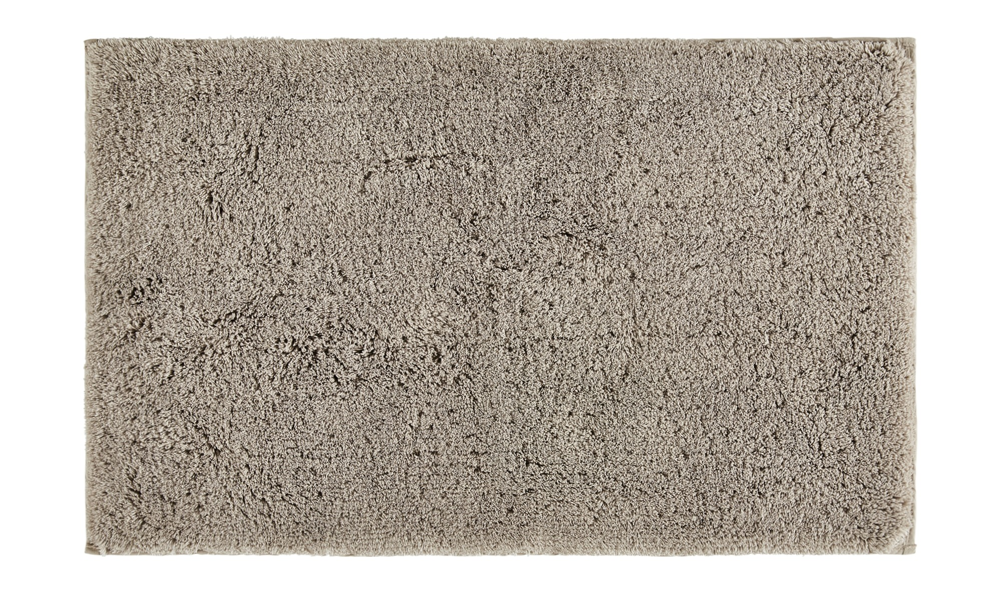 Badteppich  Wölkchen ¦ braun ¦ reine Baumwolle ¦ Maße (cm): B: 70 Badtextilien und Zubehör > Badematten & Badvorleger - Höffner