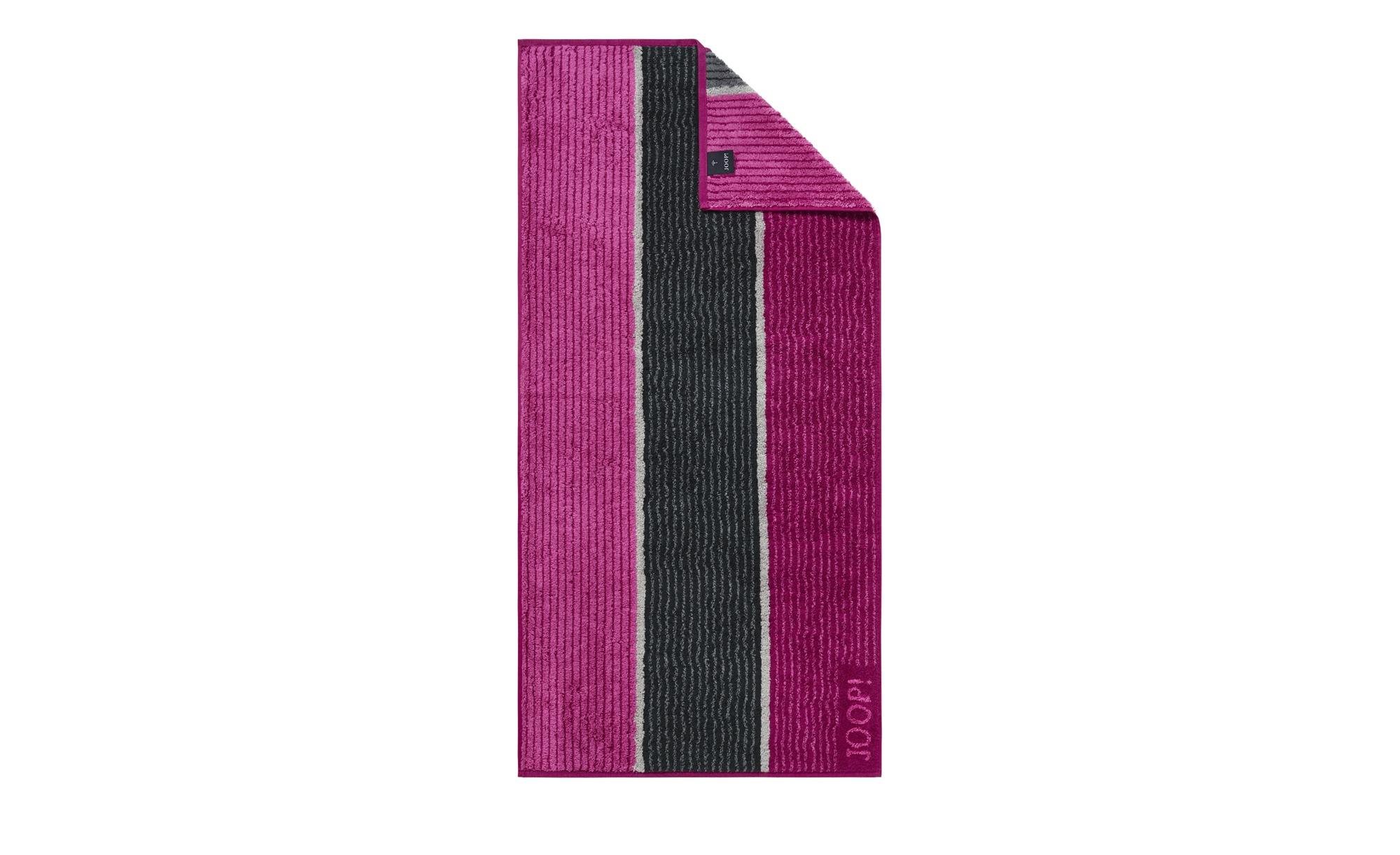 JOOP! Handtuch  JOOP 1658 Streifen ¦ rosa/pink ¦ 100% Baumwolle ¦ Maße (cm): B: 50 Badtextilien und Zubehör > Handtücher & Badetücher > Handtücher - Höffner