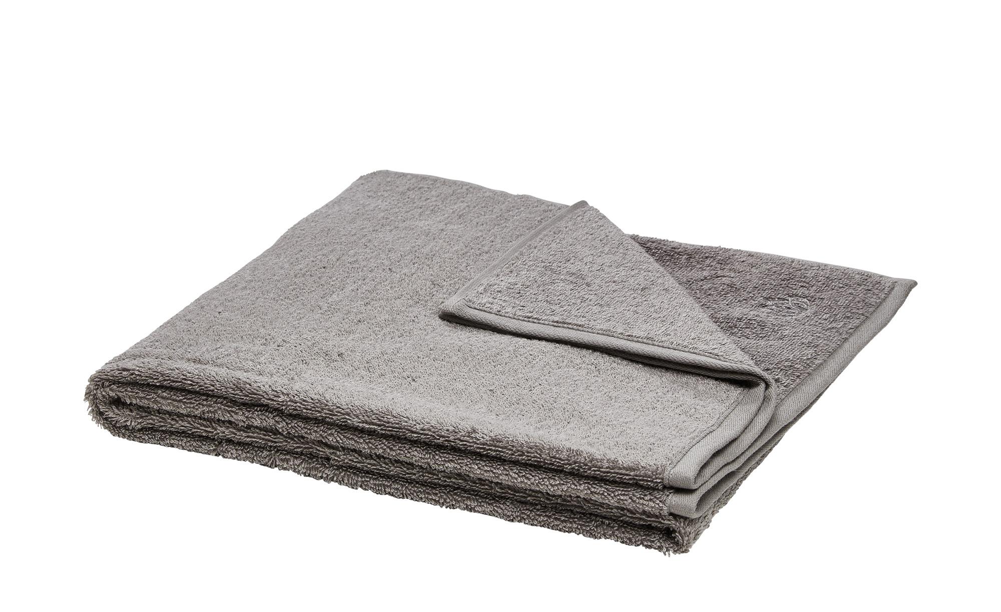 LAVIDA Duschtuch  Touch ¦ beige ¦ 100% Baumwolle ¦ Maße (cm): B: 67 Badtextilien und Zubehör > Handtücher & Badetücher > Duschtücher - Höffner
