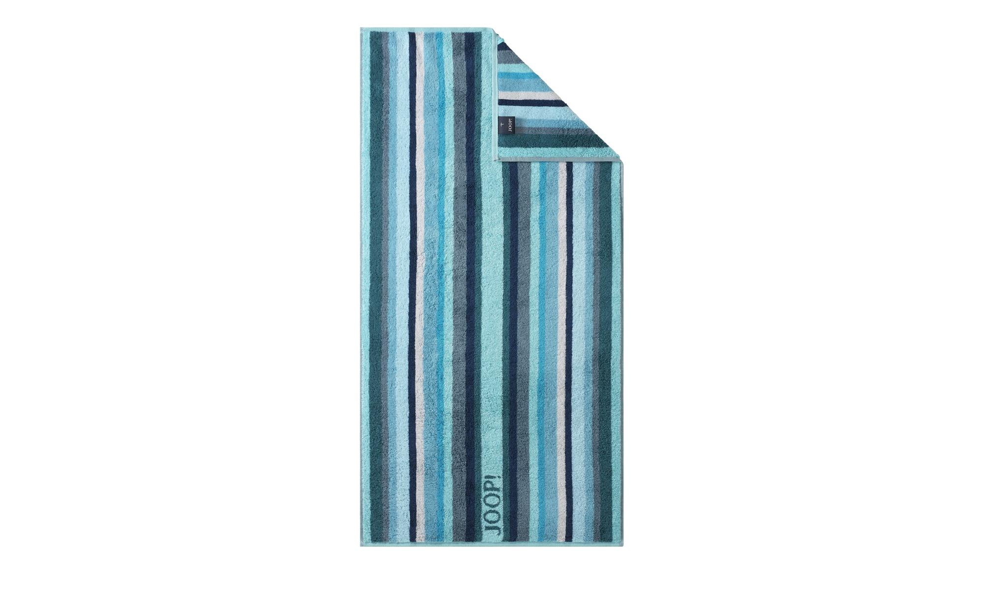 JOOP! Handtuch  JOOP 1664 Stripes ¦ türkis/petrol ¦ 100% Baumwolle ¦ Maße (cm): B: 50 Badtextilien und Zubehör > Handtücher & Badetücher > Handtücher - Höffner