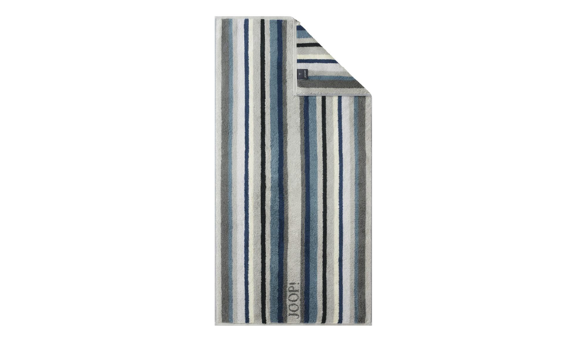 JOOP! Handtuch  JOOP 1664 Stripes ¦ grau ¦ 100% Baumwolle ¦ Maße (cm): B: 50 Badtextilien und Zubehör > Handtücher & Badetücher > Handtücher - Höffner