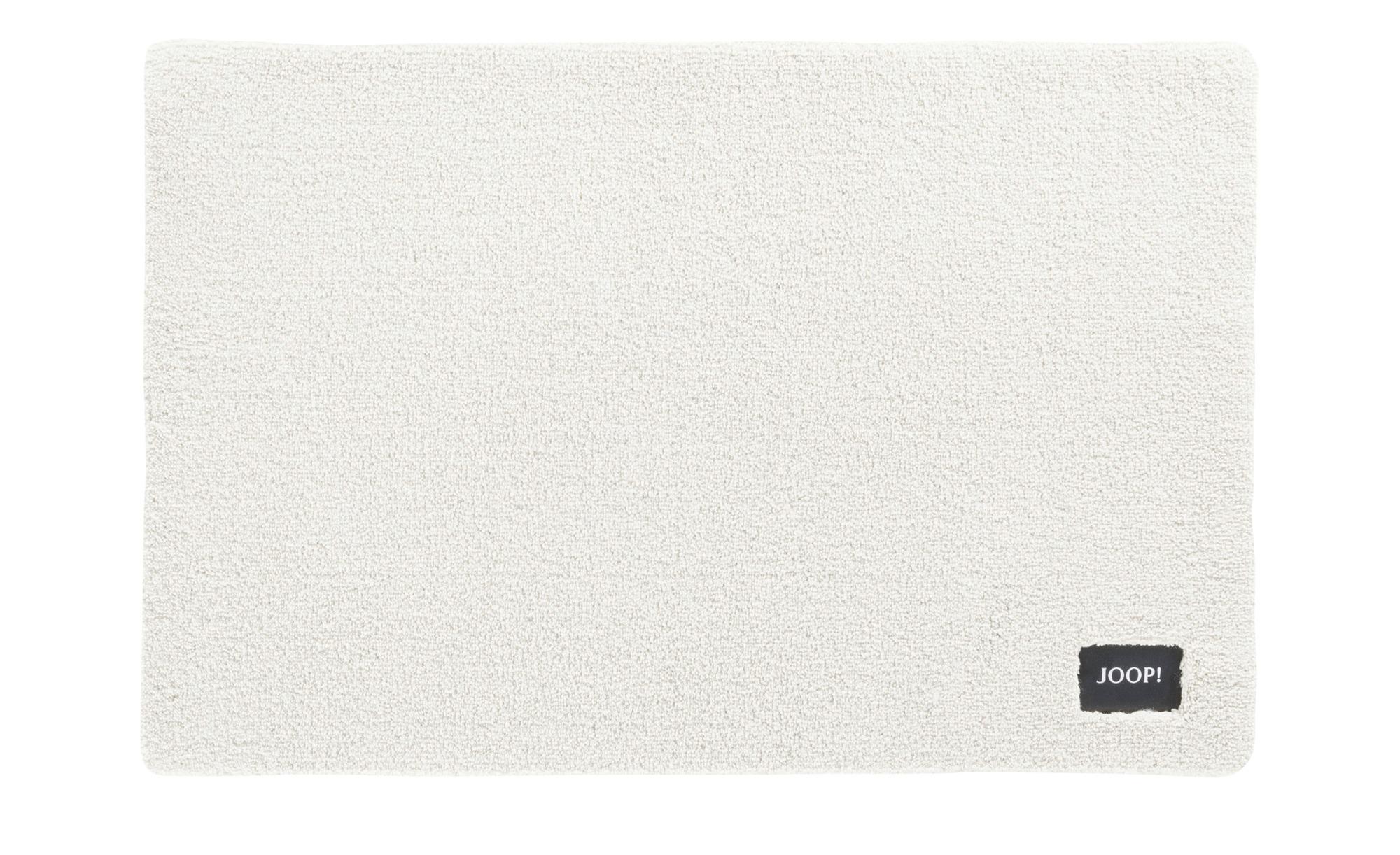 JOOP! Badteppich  Joop! Basic ¦ beige ¦ 100 % Polyamid ¦ Maße (cm): B: 60 Badtextilien und Zubehör > Badematten & Badvorleger - Höffner