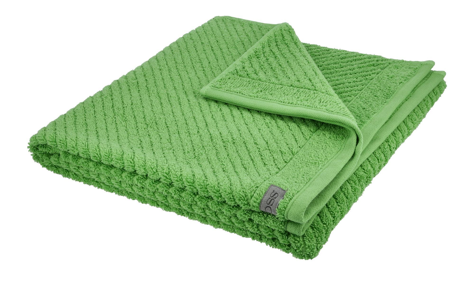 Ross Duschtuch  4006 ¦ grün ¦ 100% Baumwolle Badtextilien und Zubehör > Handtücher & Badetücher > Handtücher - Höffner