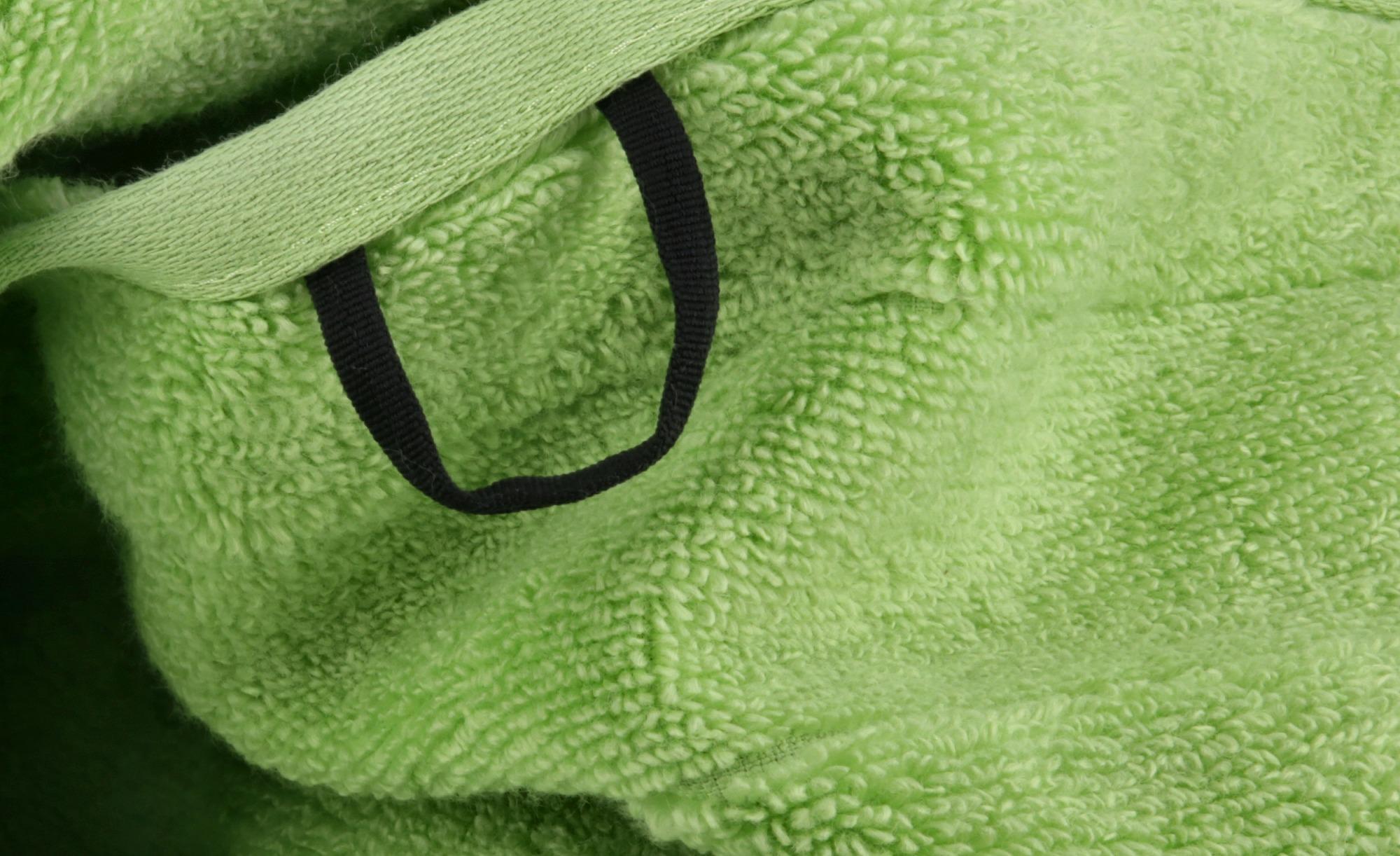 VOSSEN Badetuch  Cloud ¦ grün ¦ 100% Baumwolle ¦ Maße (cm): B: 100 Badtextilien und Zubehör > Handtuch-Sets - Höffner
