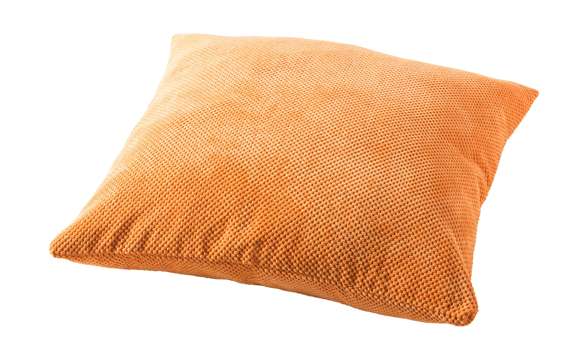 HOME STORY Bodenkissen  Lisa ¦ orange ¦ Polyester ¦ Maße (cm): B: 70 Heimtextilien > Kissen > Bodenkissen - Höffner