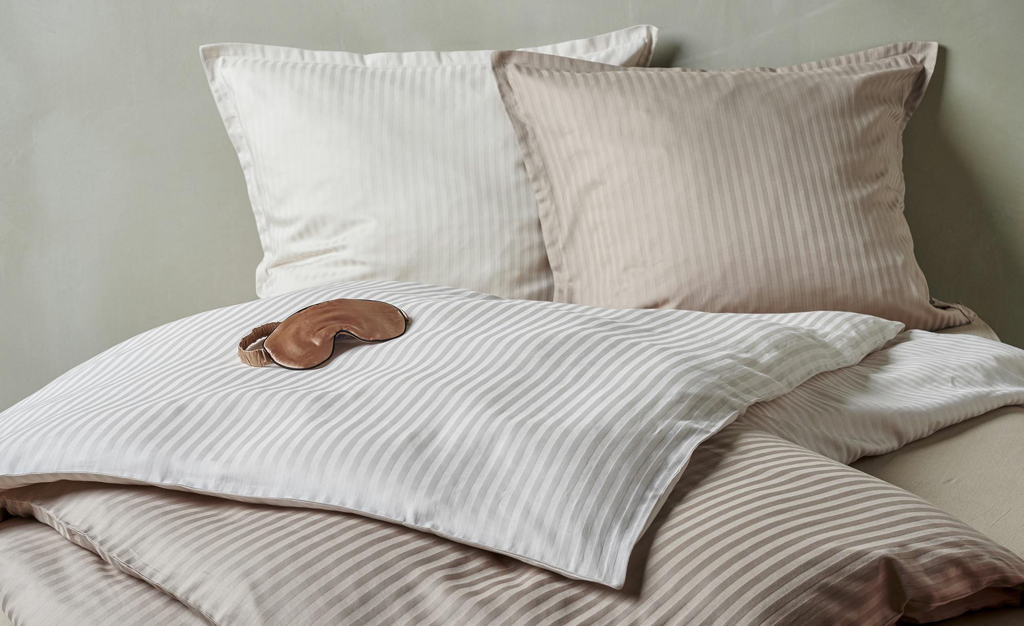 #como Damast-Bettwäsche ¦ beige ¦ reine Baumwolle ¦ Maße (cm): B: 135 Bettwaren > Bettwäsche-Sets > weitere Bettwäschesets – Höffner#