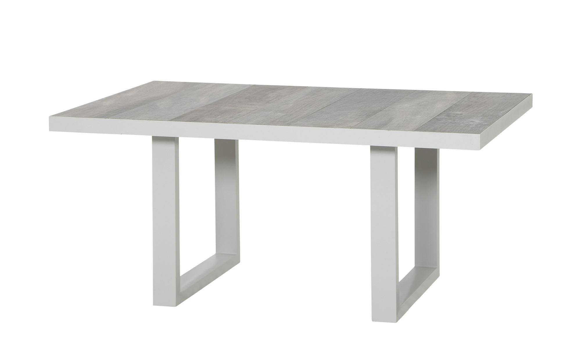 Tisch   Corido ¦ weiß ¦ Maße (cm): B: 85 H: 65 T: 85 Garten > Gartenmöbel > Gartentische - Höffner
