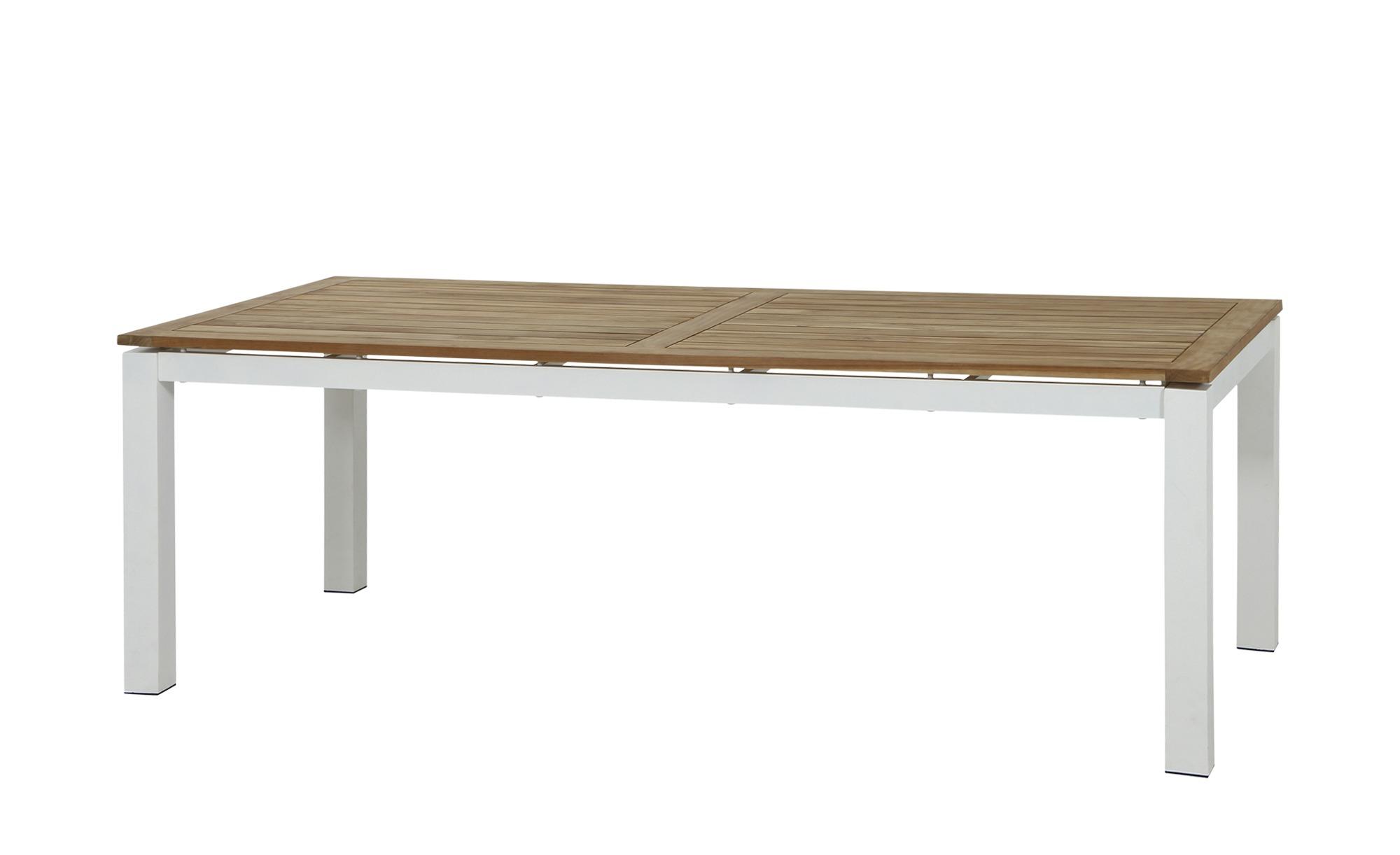 Tisch   Varina ¦ Maße (cm): B: 100 H: 75 Garten > Gartenmöbel > Gartentische - Höffner