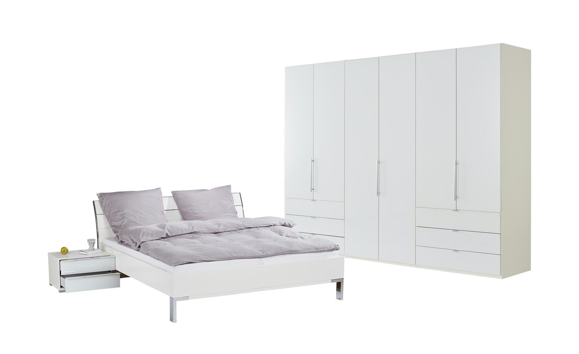 Komplett-Schlafzimmer 4-teilig Beda, gefunden bei Möbel Höffner