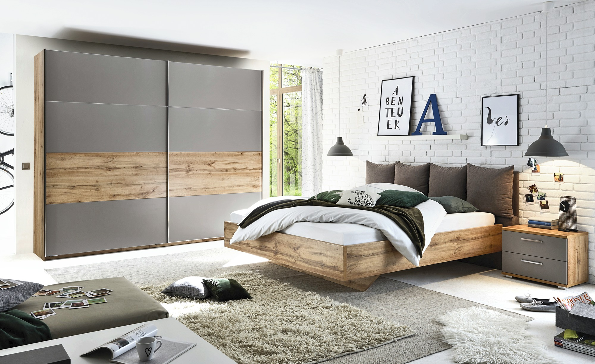 Uno Komplett Schlafzimmer Delta Mobel Hoffner