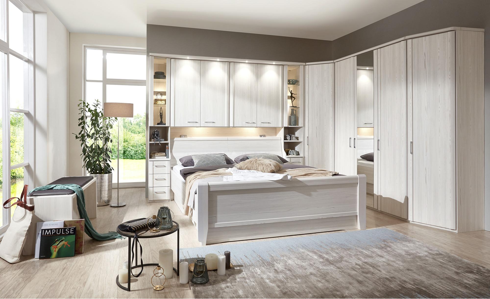 Komplett-Schlafzimmer Luxor 4 | Möbel Höffner