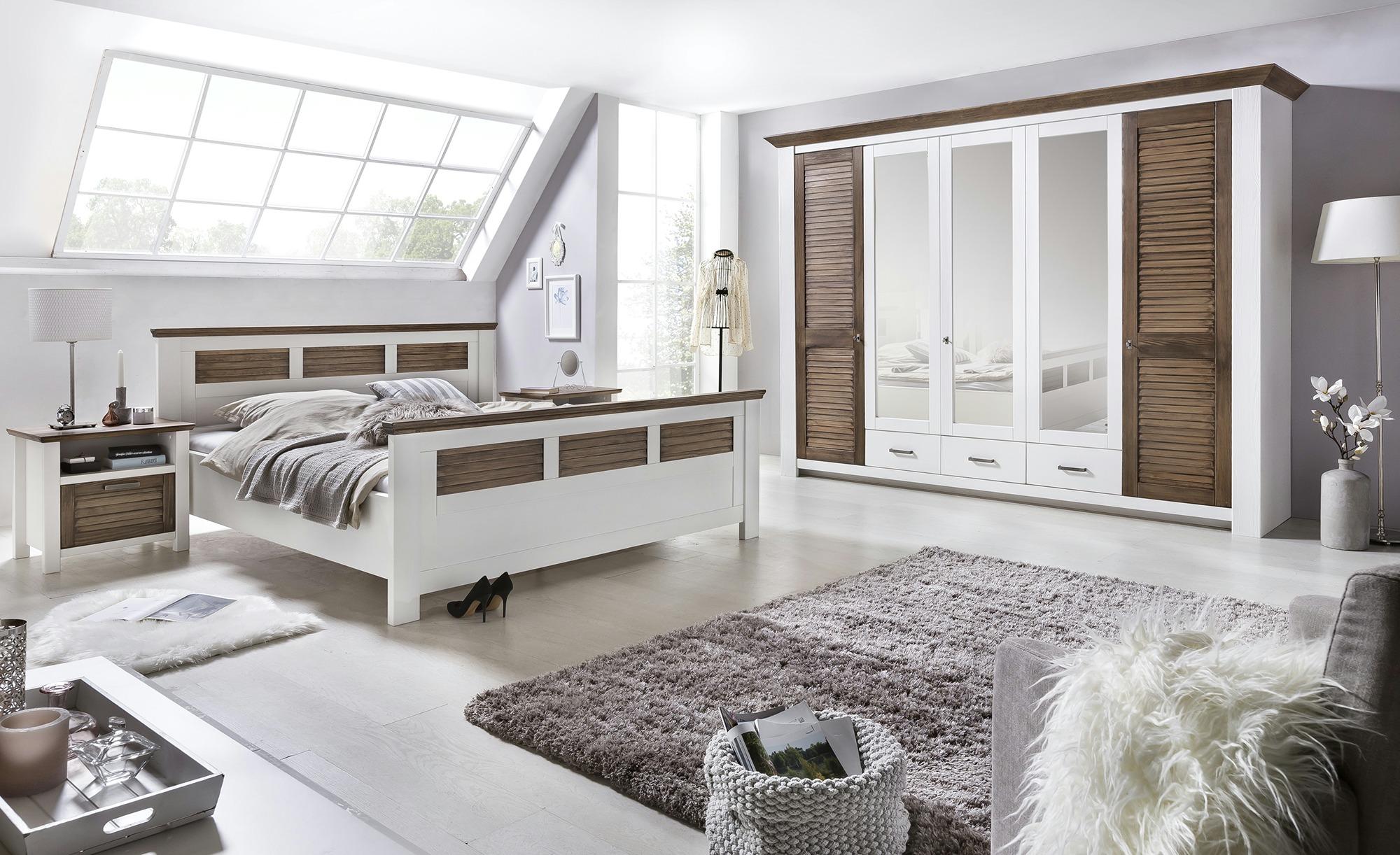 Komplett-Schlafzimmer 4-teilig Laguna, gefunden bei Möbel Höffner