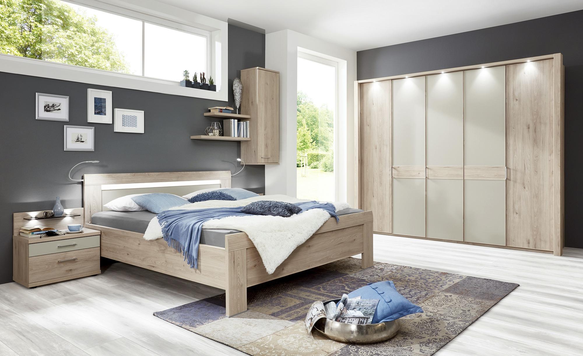 uno Schlafzimmer  Donna 2 ¦ holzfarben Komplett-Schlafzimmer - Höffner
