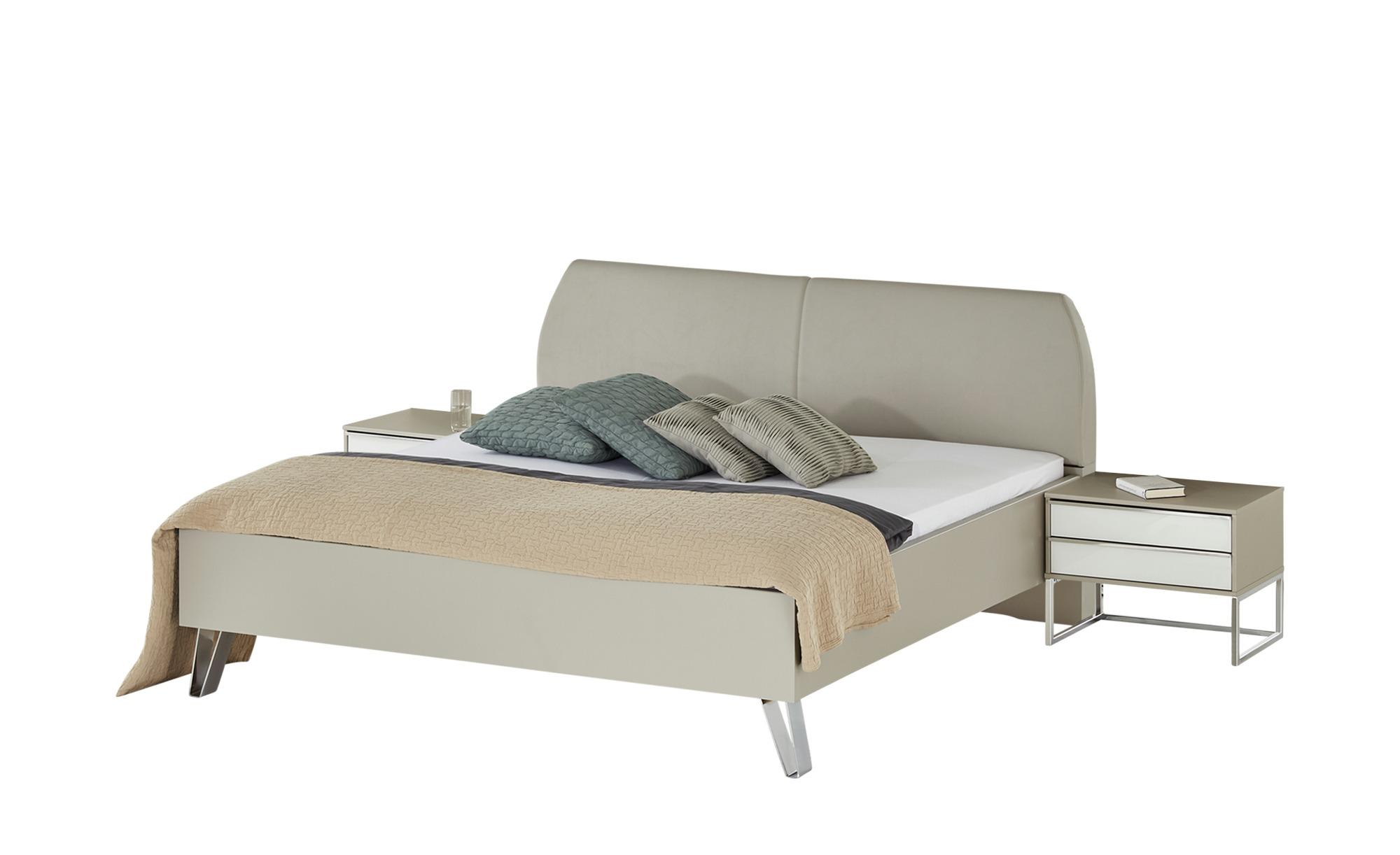 Wohnwert Bettanlage 3-teilig  Forum ¦ grau Betten > Futonbetten - Höffner