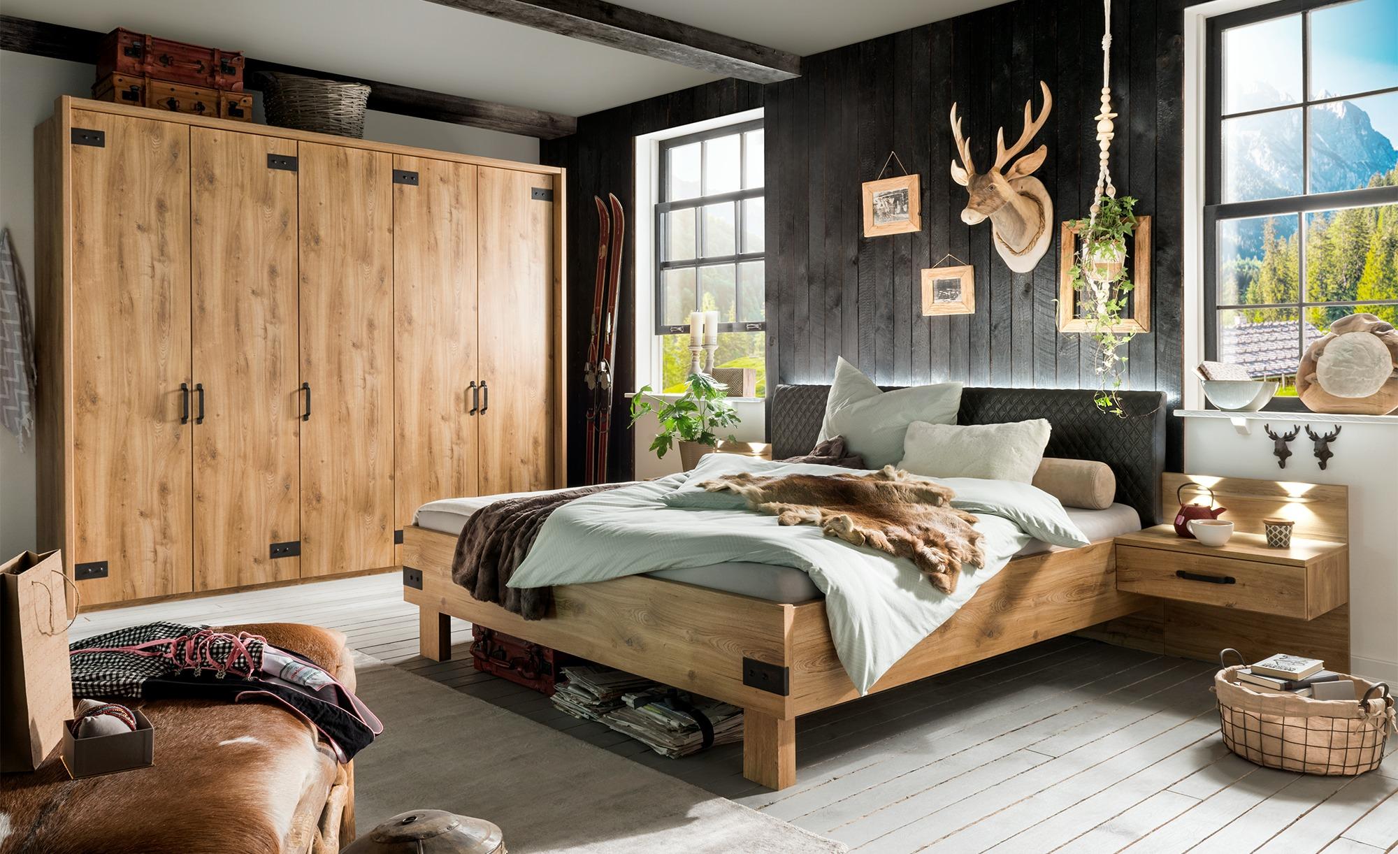uno Komplett-Schlafzimmer, 16-teilig Salzburg, gefunden bei Möbel Höffner