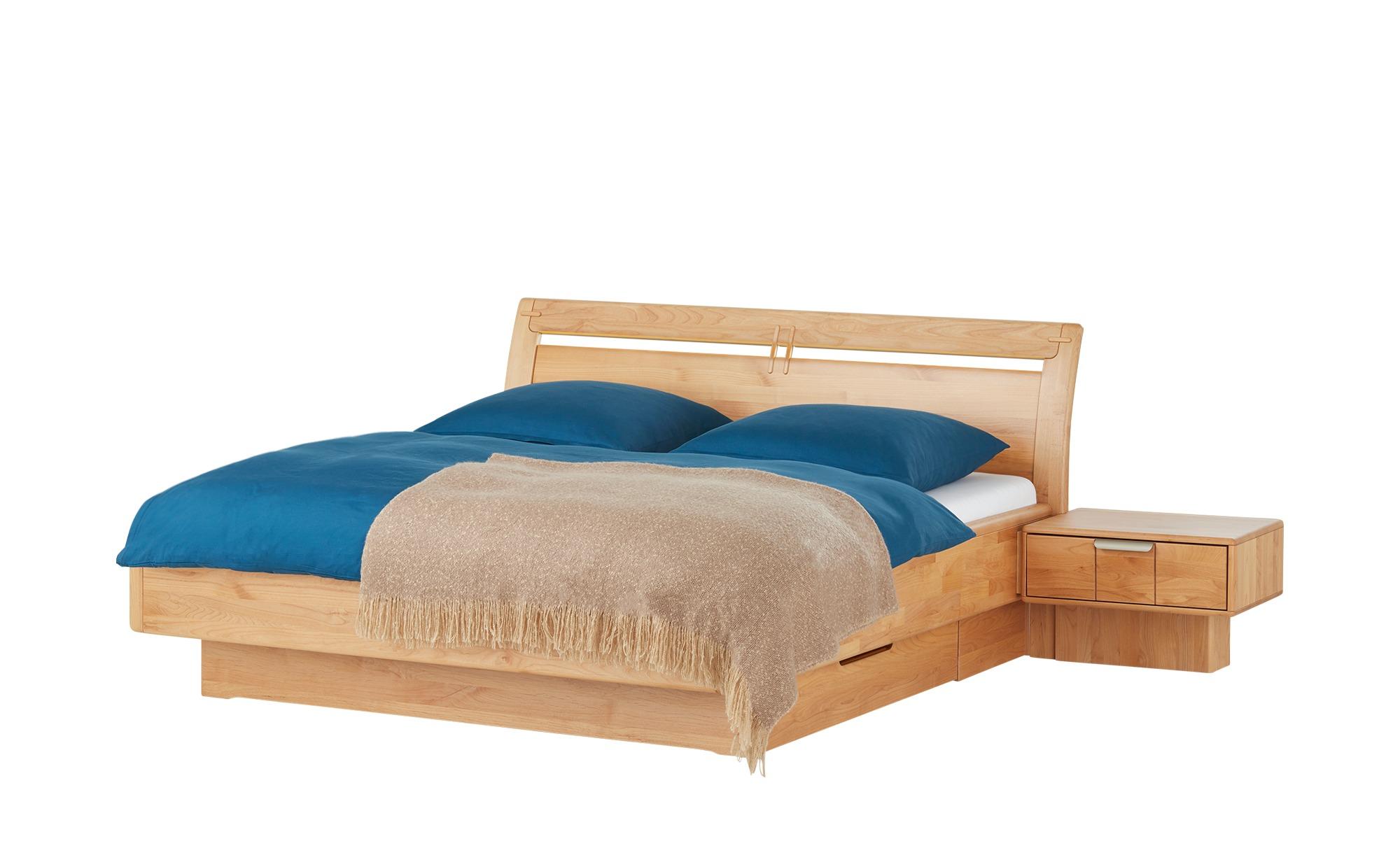 Bettanlage  WSM 2000 ¦ holzfarben ¦ Maße (cm): B: 196 H: 99,8 Betten > Futonbetten - Höffner