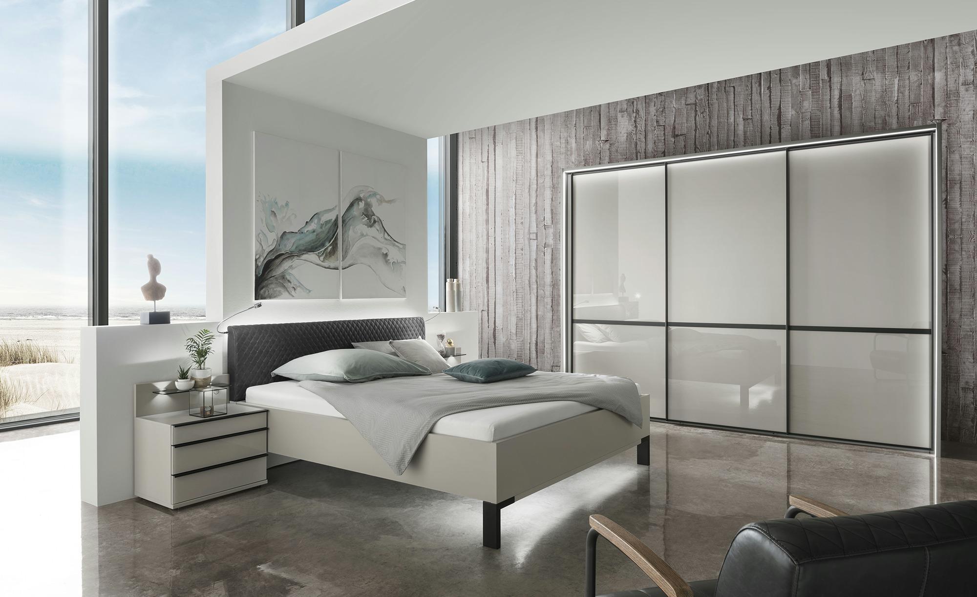 Schlafzimmer  Montreal ¦ grau Komplett-Schlafzimmer - Höffner