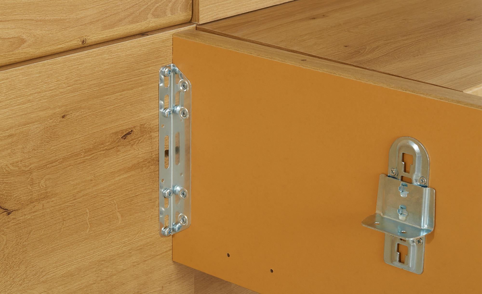 uno Schlafzimmer  Riva ¦ holzfarben Komplett-Schlafzimmer - Höffner