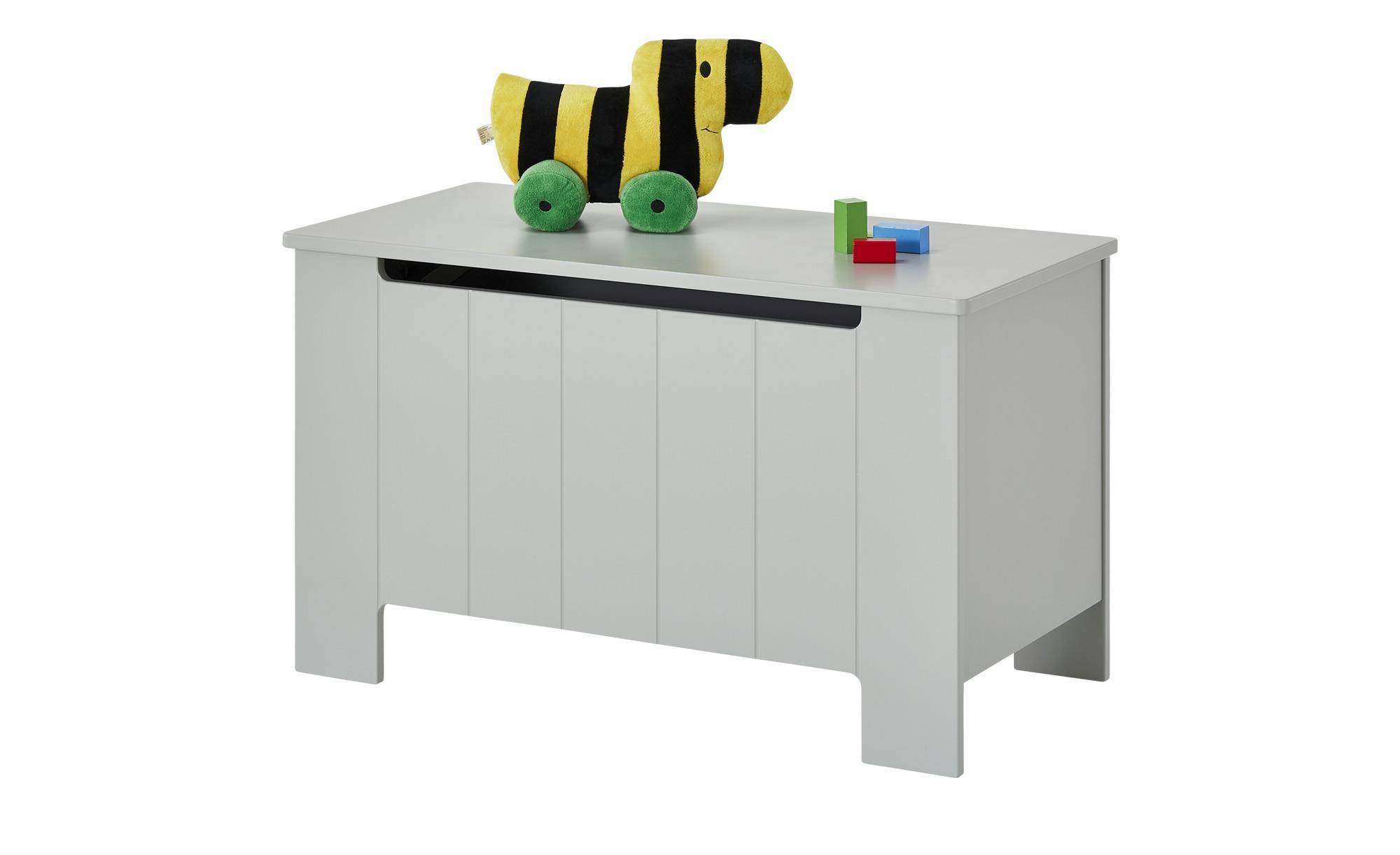 Spielzeug-Truhe  Smilla ¦ grau ¦ MDF Aufbewahrung > Truhen & Kisten - Höffner