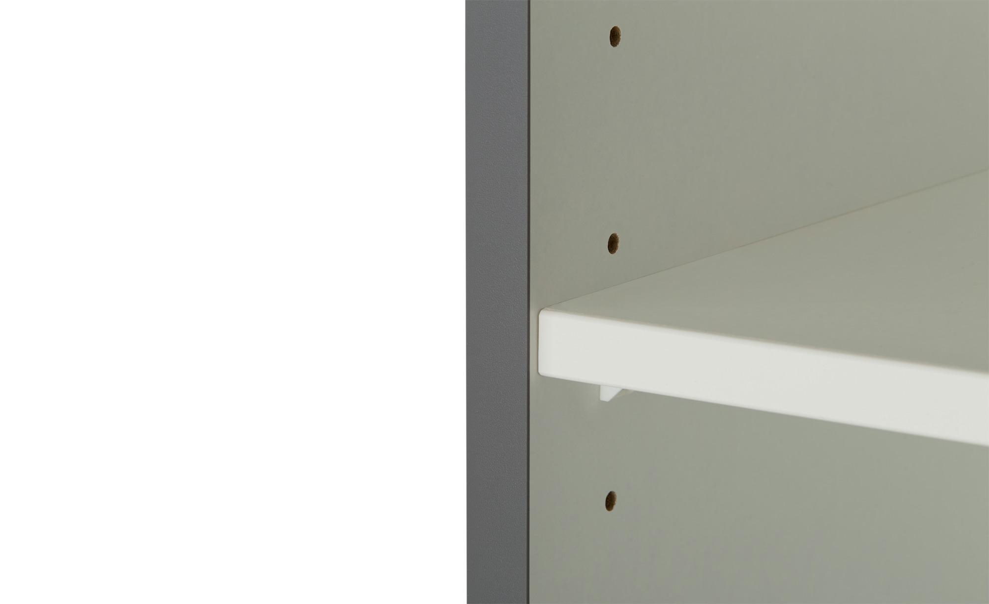Kleiderschrank Soe 145 5 Cm Grau Buche Hoffner