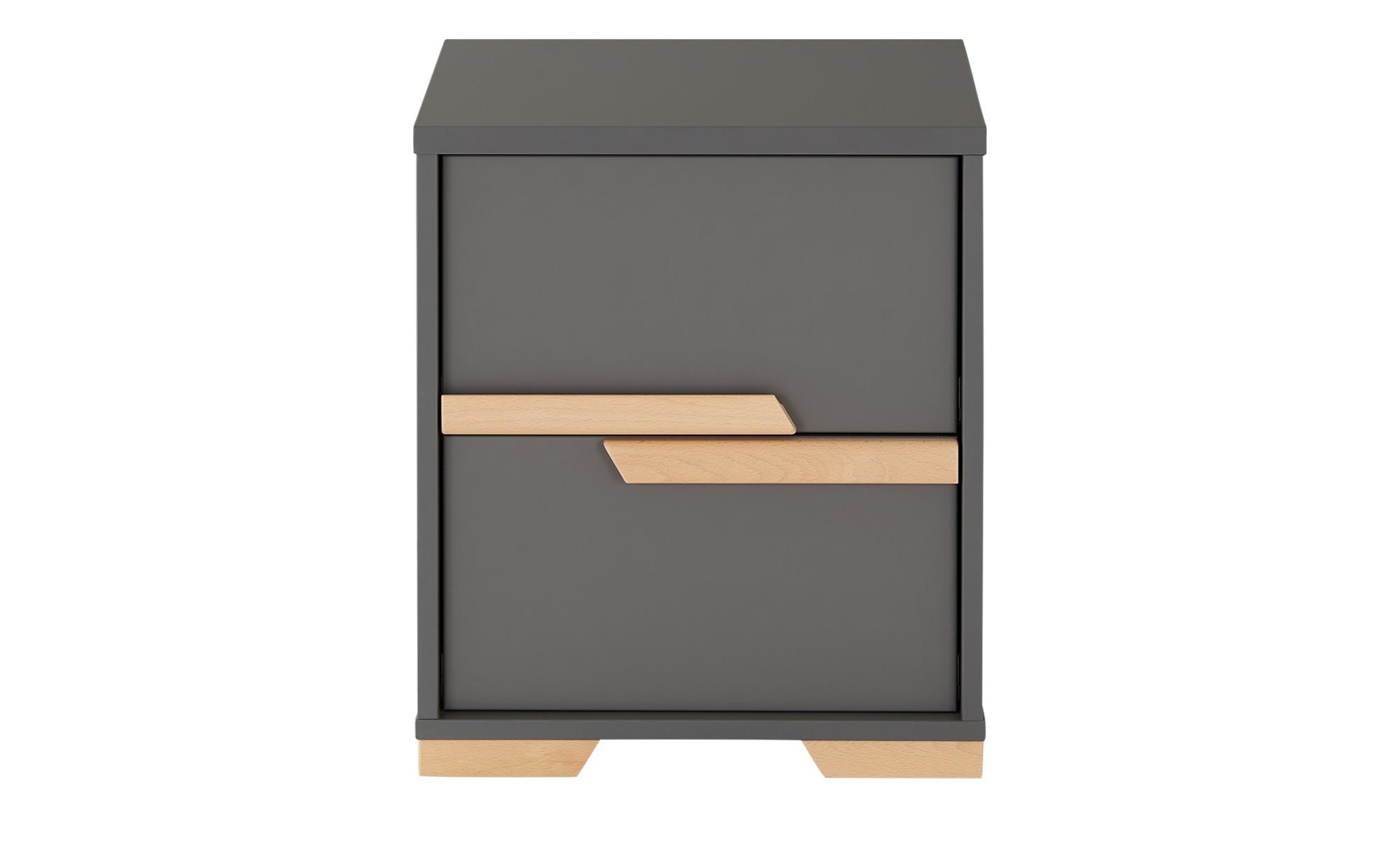 Container  Soe ¦ grau ¦ Maße (cm): B: 44 H: 57 T: 48 Schränke > Rollcontainer - Höffner