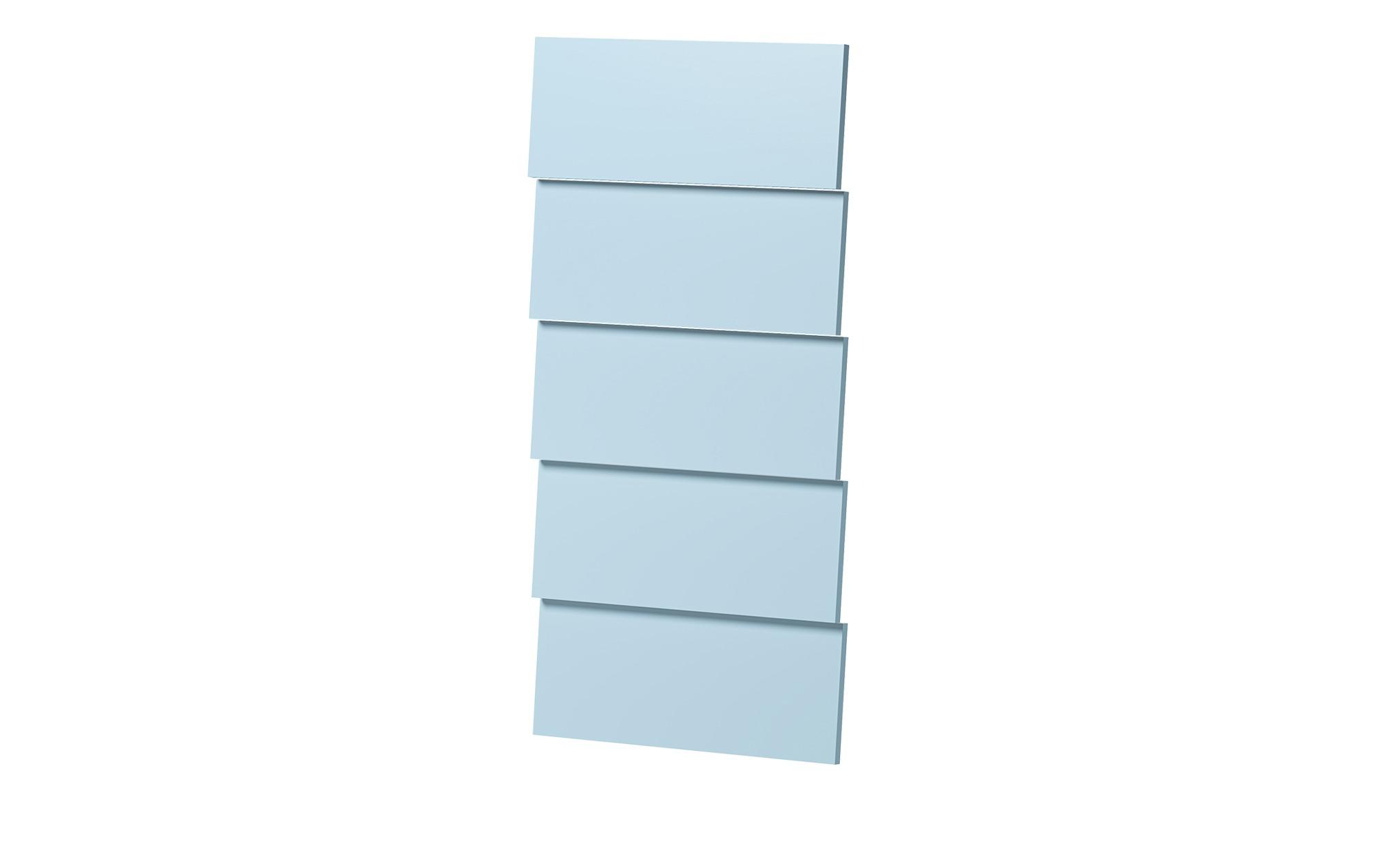Hochkommode  Vintage Baby ¦ blau ¦ Maße (cm): B: 50,5 H: 125 T: 40,5 Kommoden & Sideboards > Kommoden - Höffner