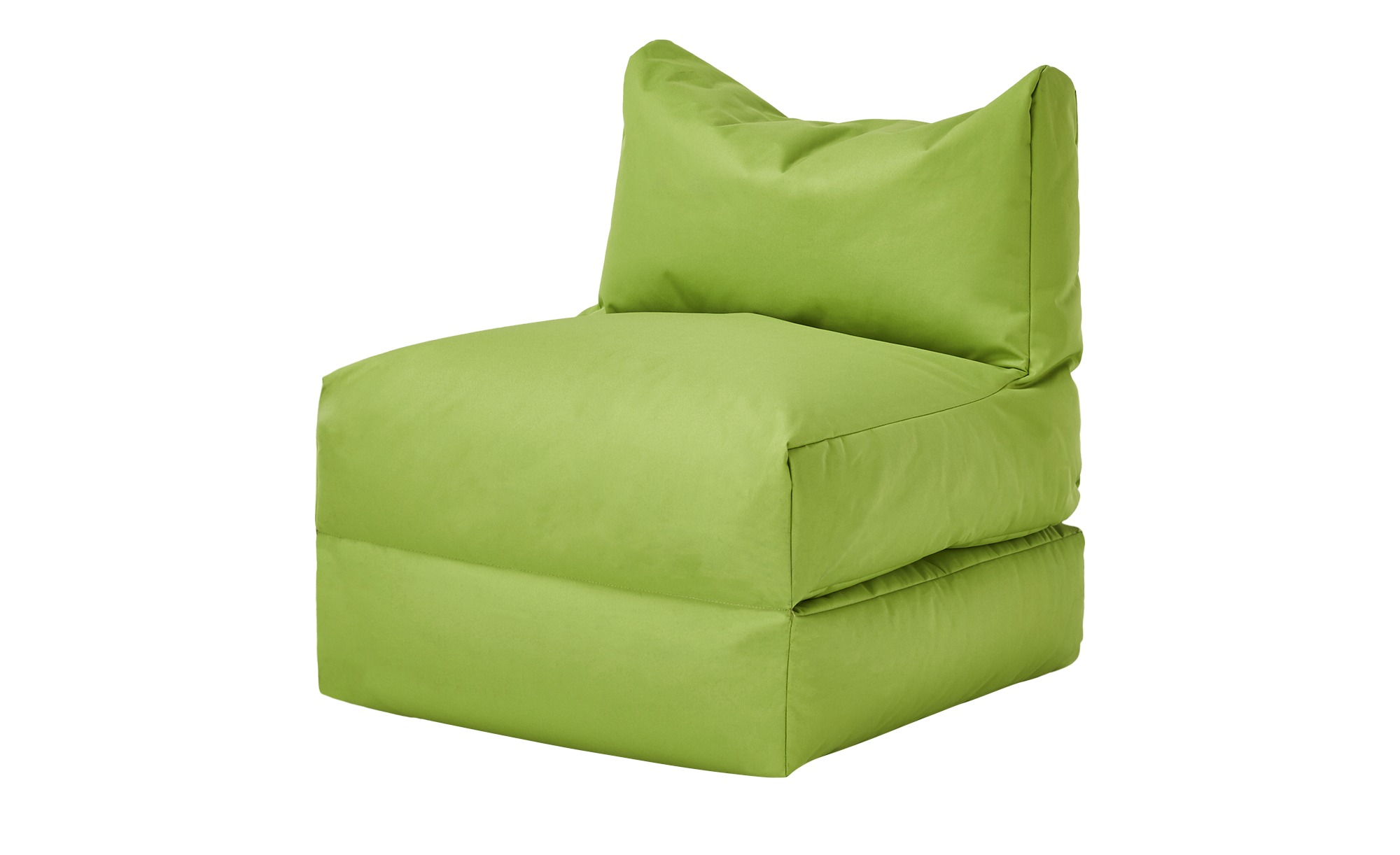 #Sitzsack  Boo ¦ grün ¦ Maße (cm): B: 70 H: 80 T: 80 Polstermöbel > Hocker > Sitzsäcke – Höffner#
