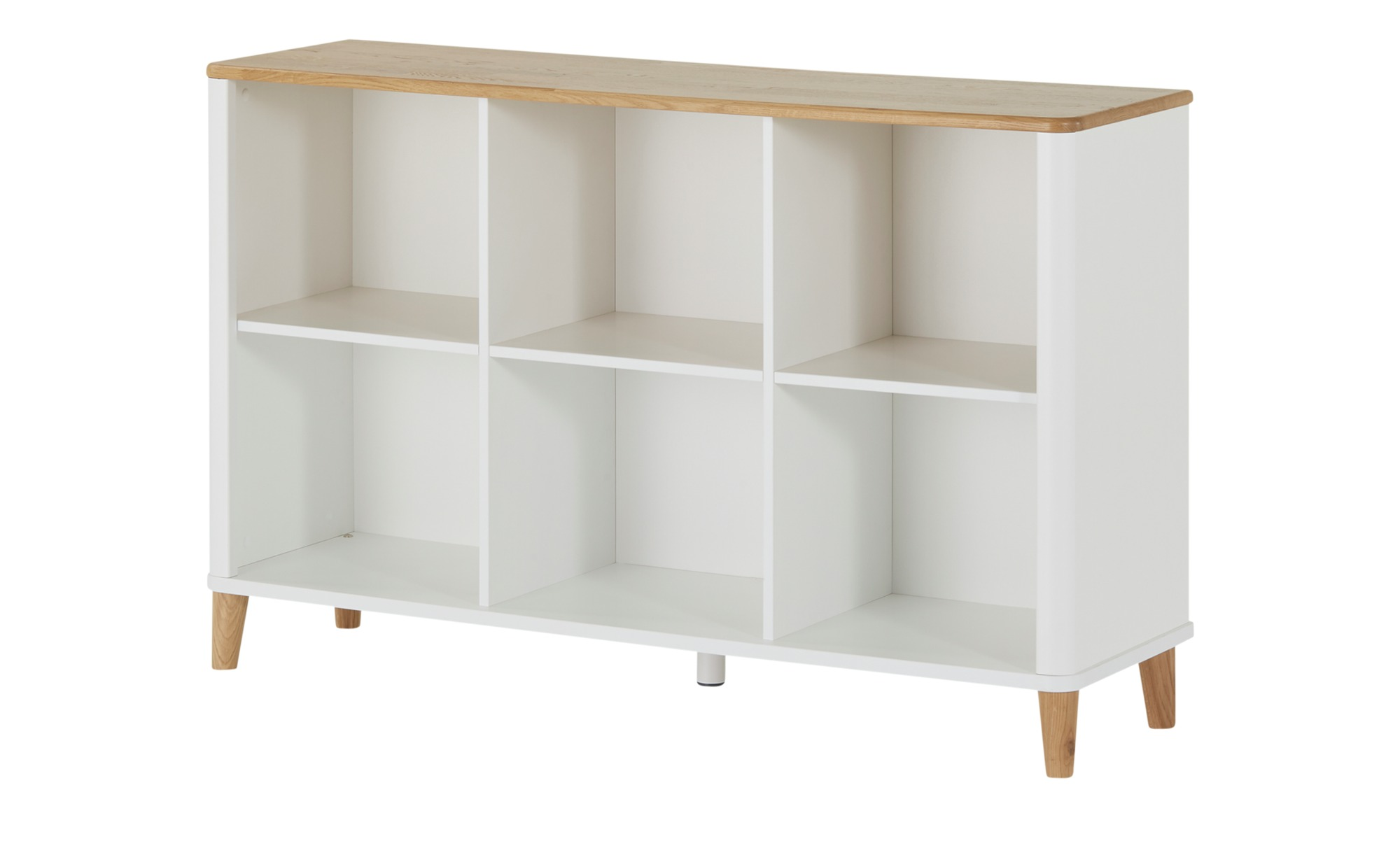 PAIDI Sideboard  Lotte & Fynn ¦ weiß ¦ Maße (cm): B: 142,4 H: 89,7 T: 40,5 Kommoden & Sideboards > Sideboards - Höffner