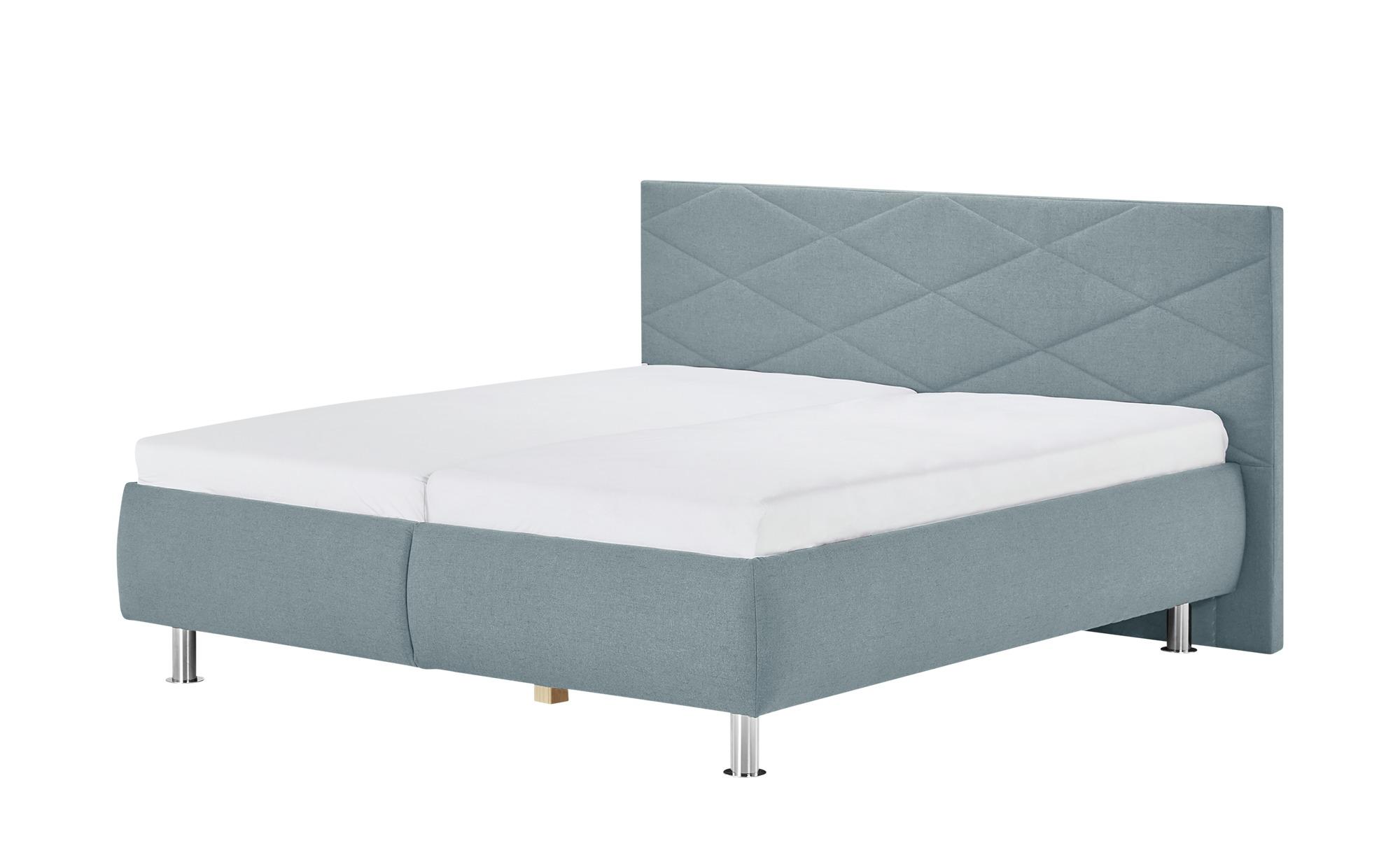 Polsterbett  Kos ¦ blau ¦ Maße (cm): B: 180 H: 112 Betten > Polsterbetten - Höffner